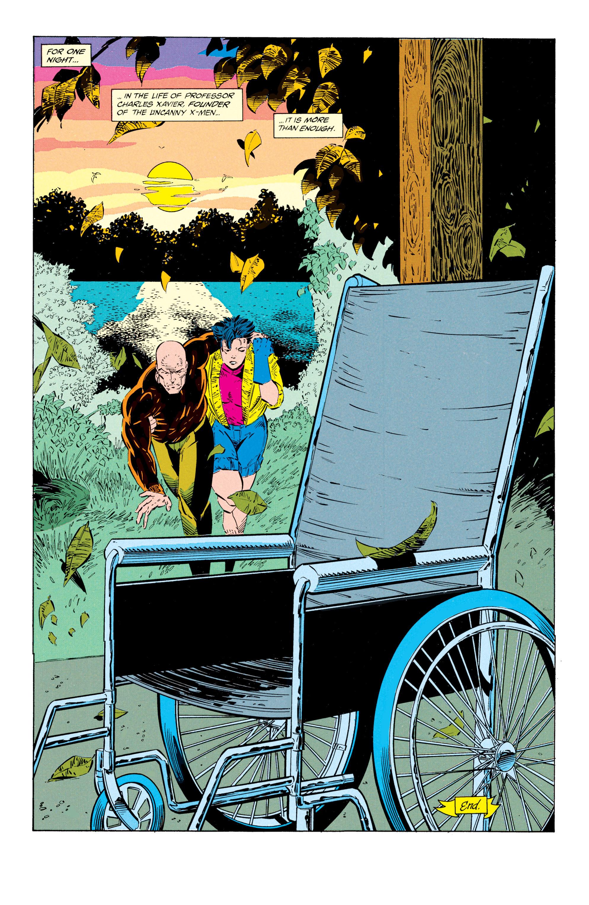 Read online Uncanny X-Men (1963) comic -  Issue #297 - 23