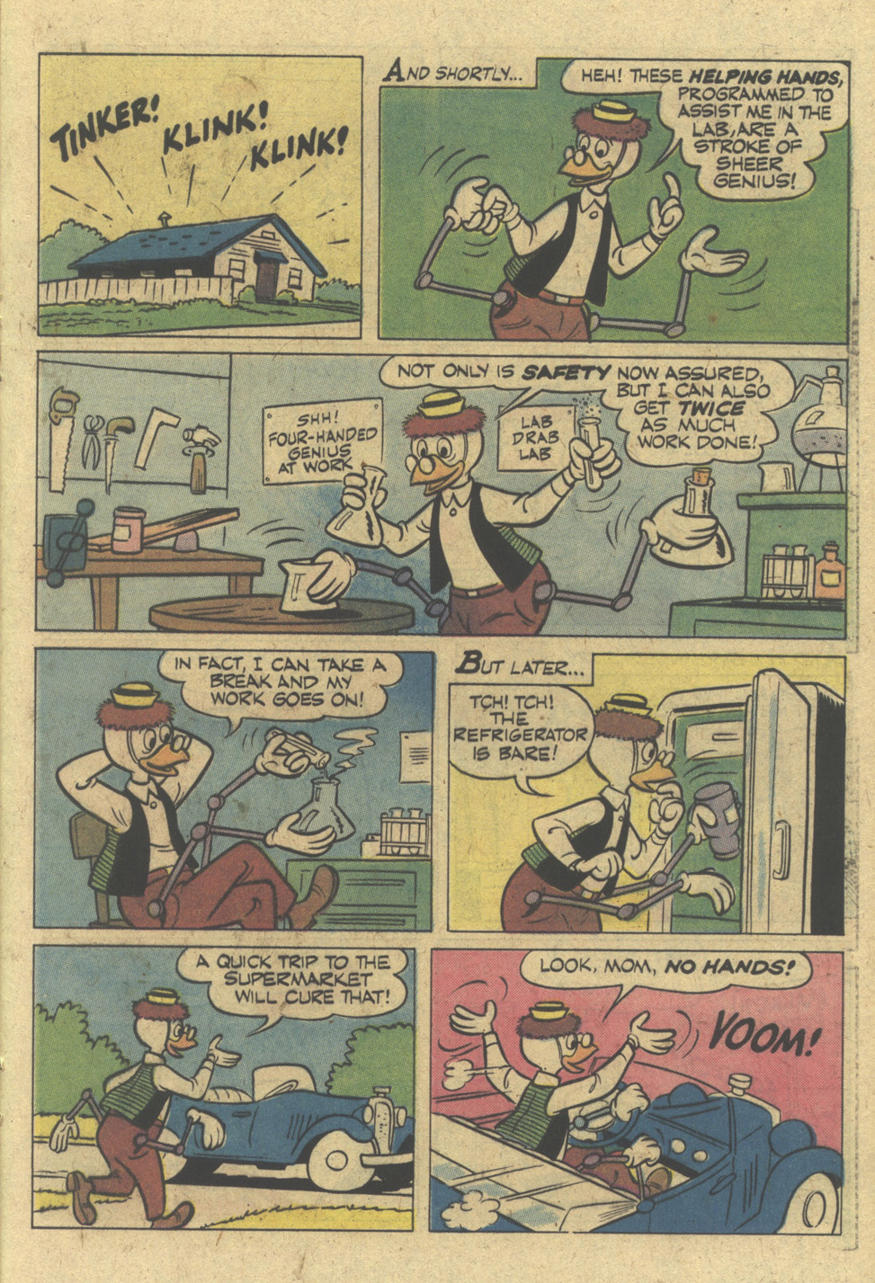 Walt Disney's Comics and Stories issue 450 - Page 21