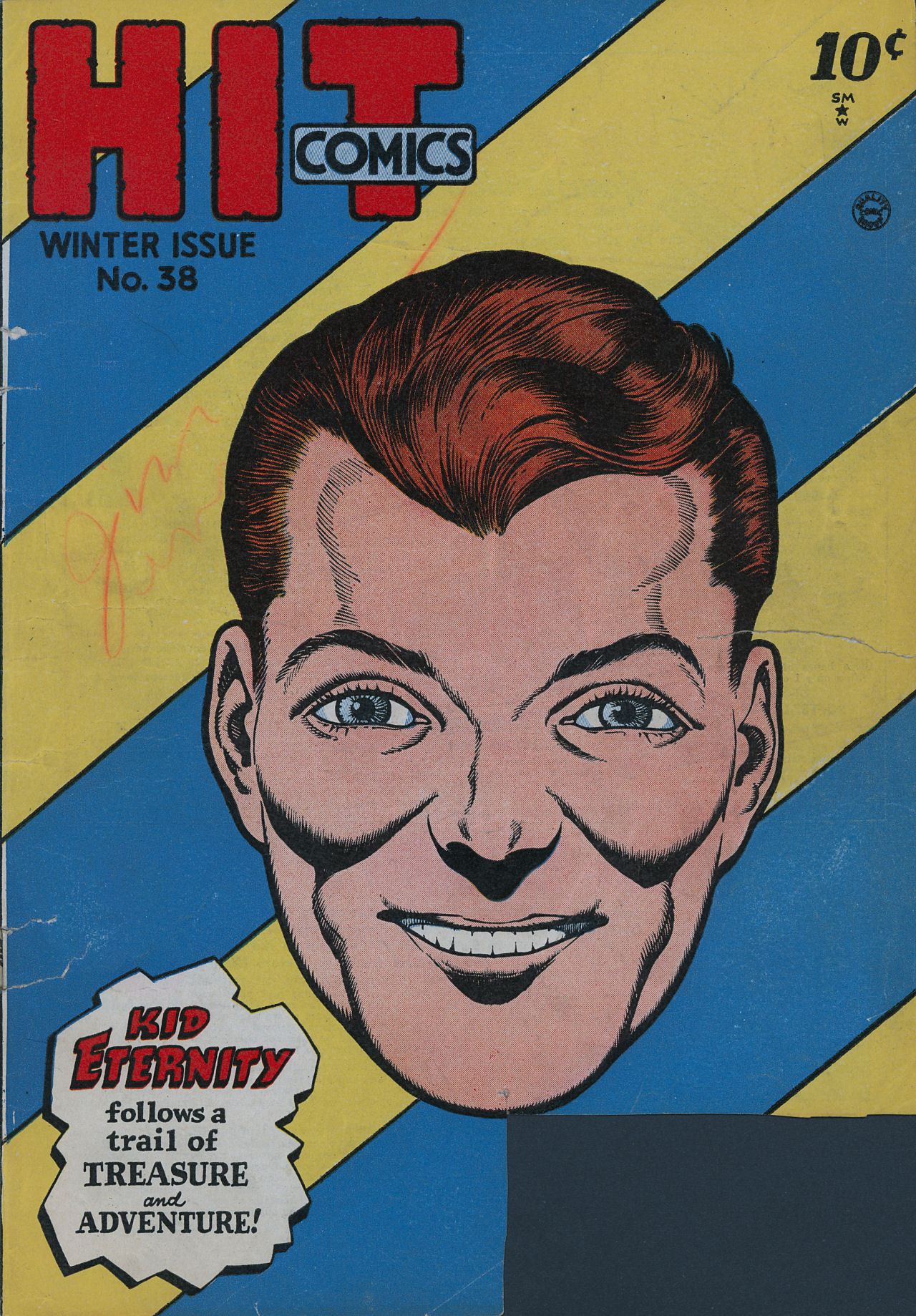 Read online Hit Comics comic -  Issue #38 - 2