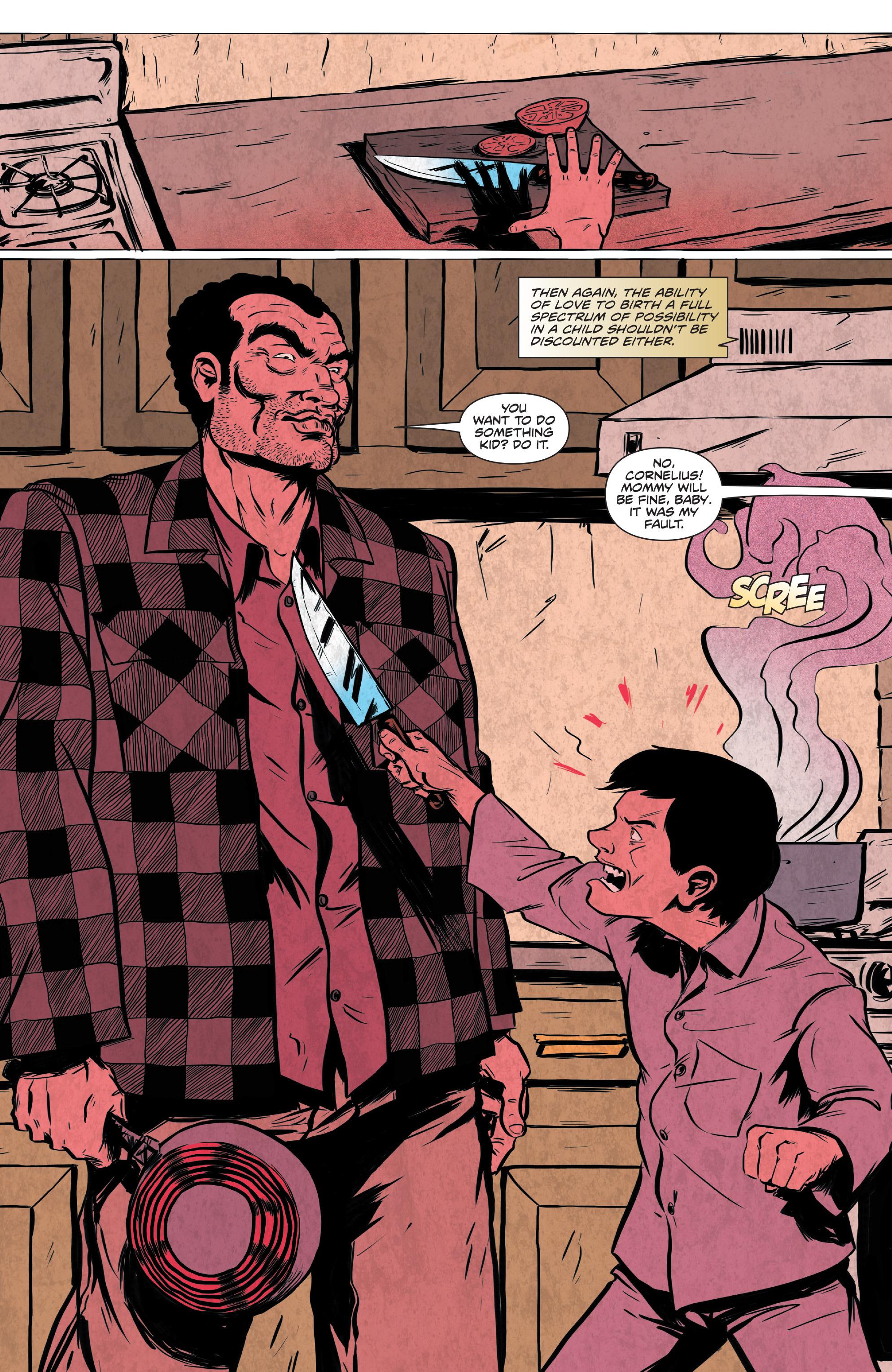 Read online Translucid comic -  Issue #2 - 13