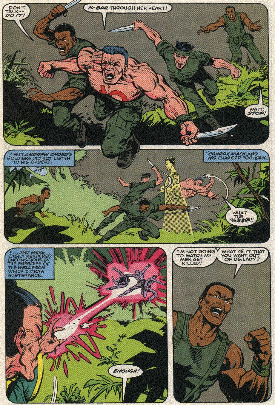 The New Warriors Issue #24 #28 - English 13
