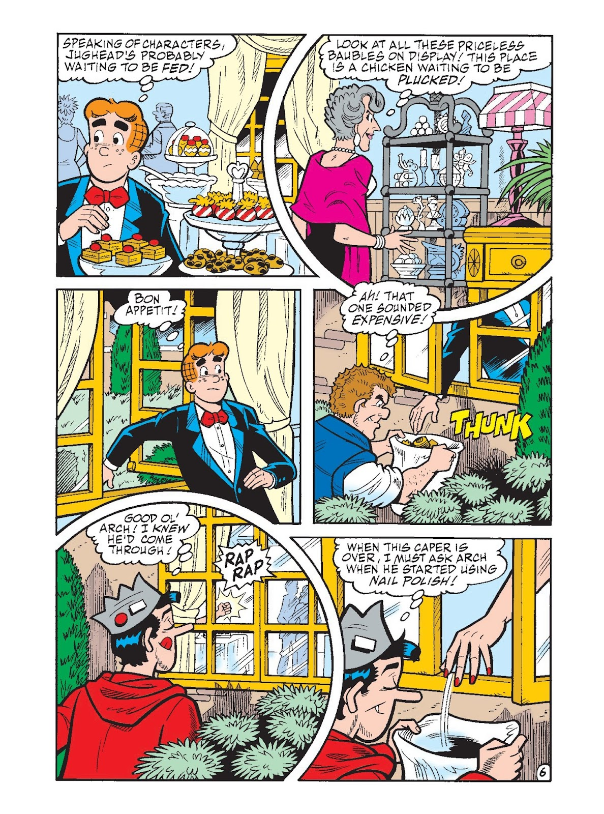 Archie 1000 Page Comics Digest issue TPB_(Part_6) - Page 90