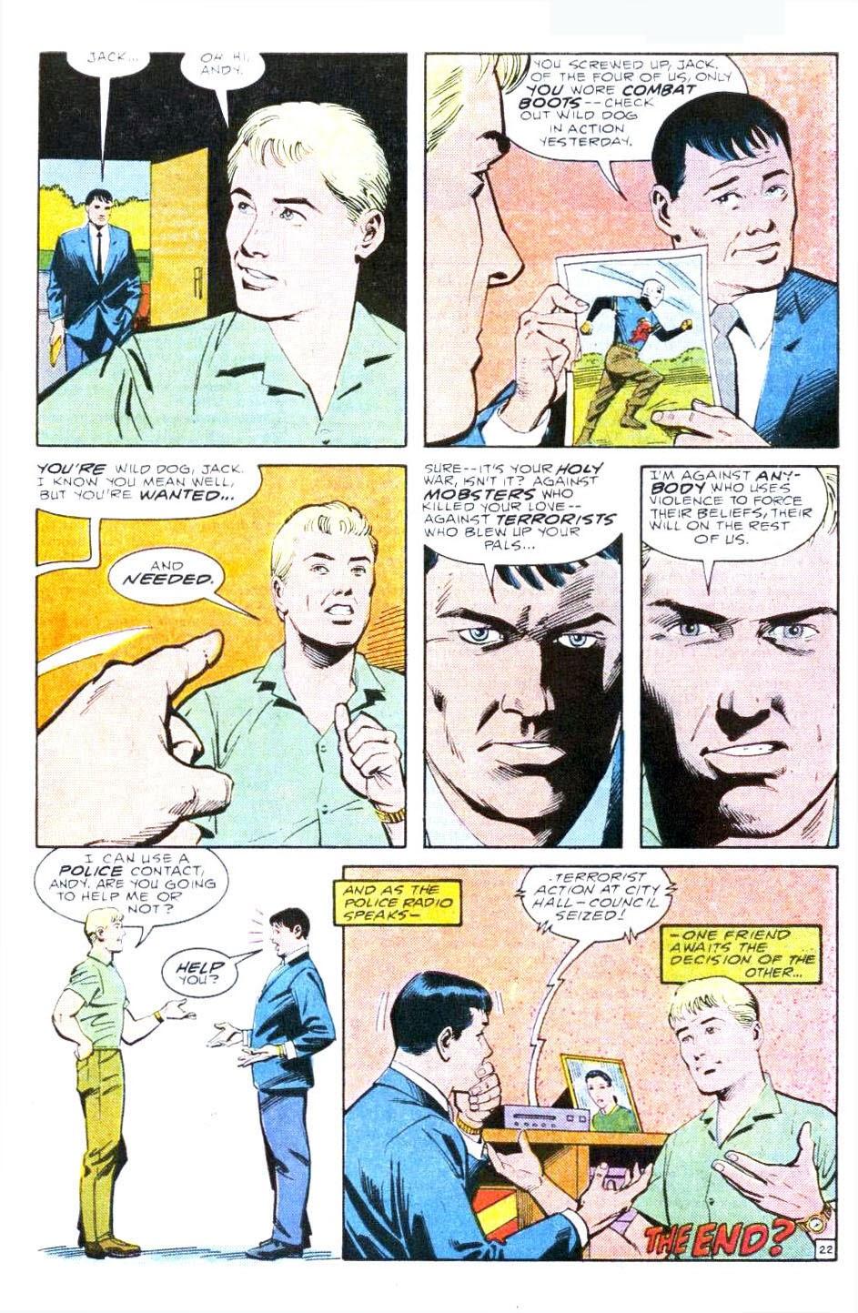 Wild Dog 4 Page 23