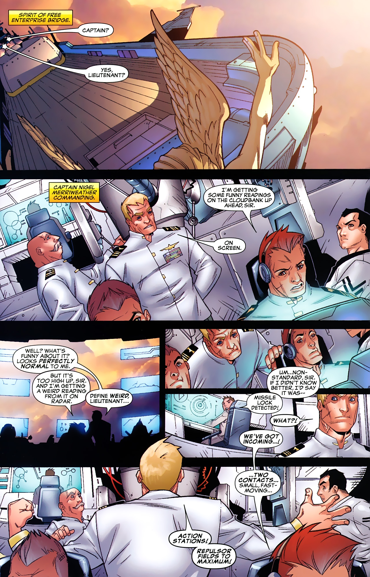 Read online Astonishing Tales (2009) comic -  Issue #2 - 17