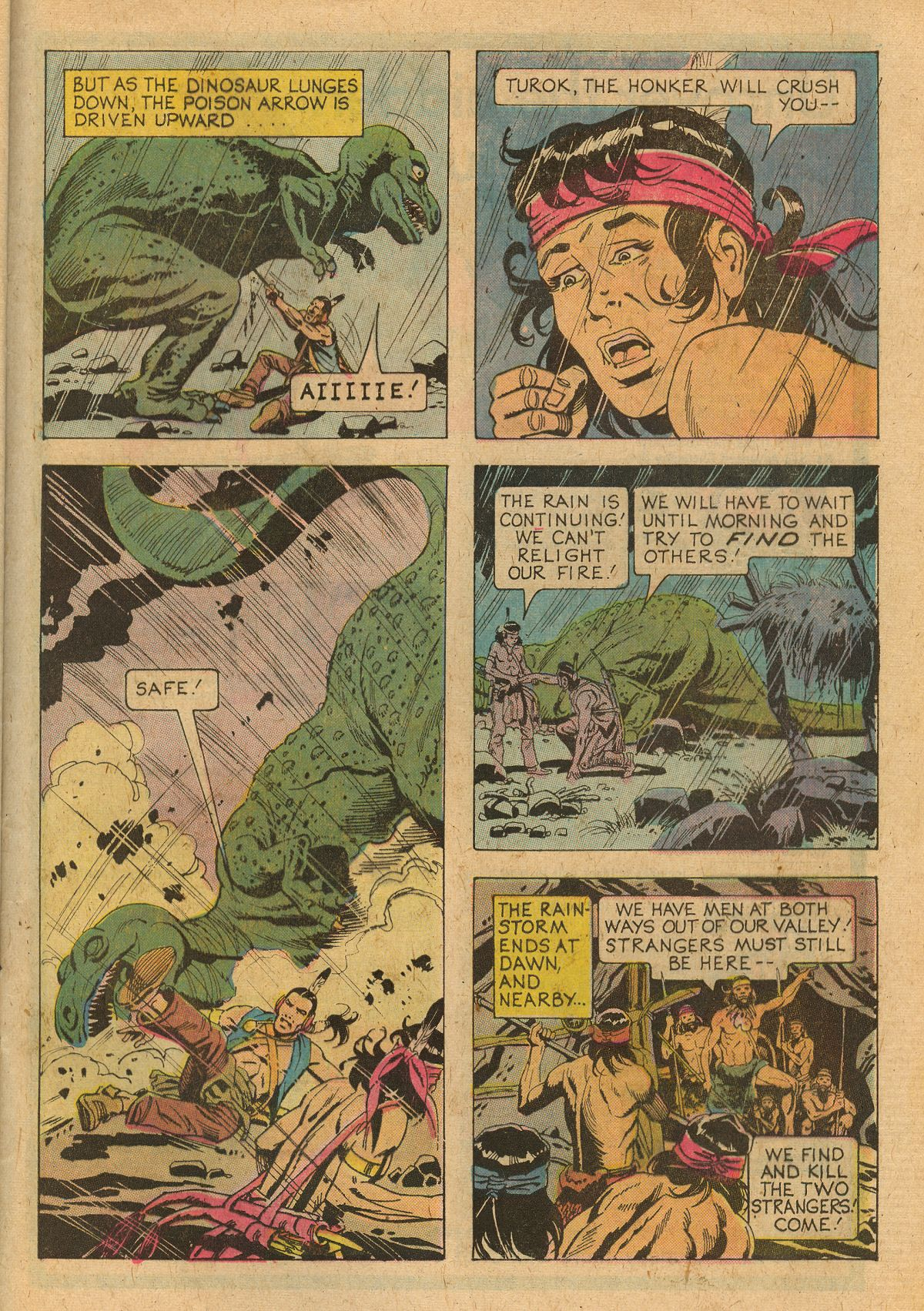Read online Turok, Son of Stone comic -  Issue #107 - 29