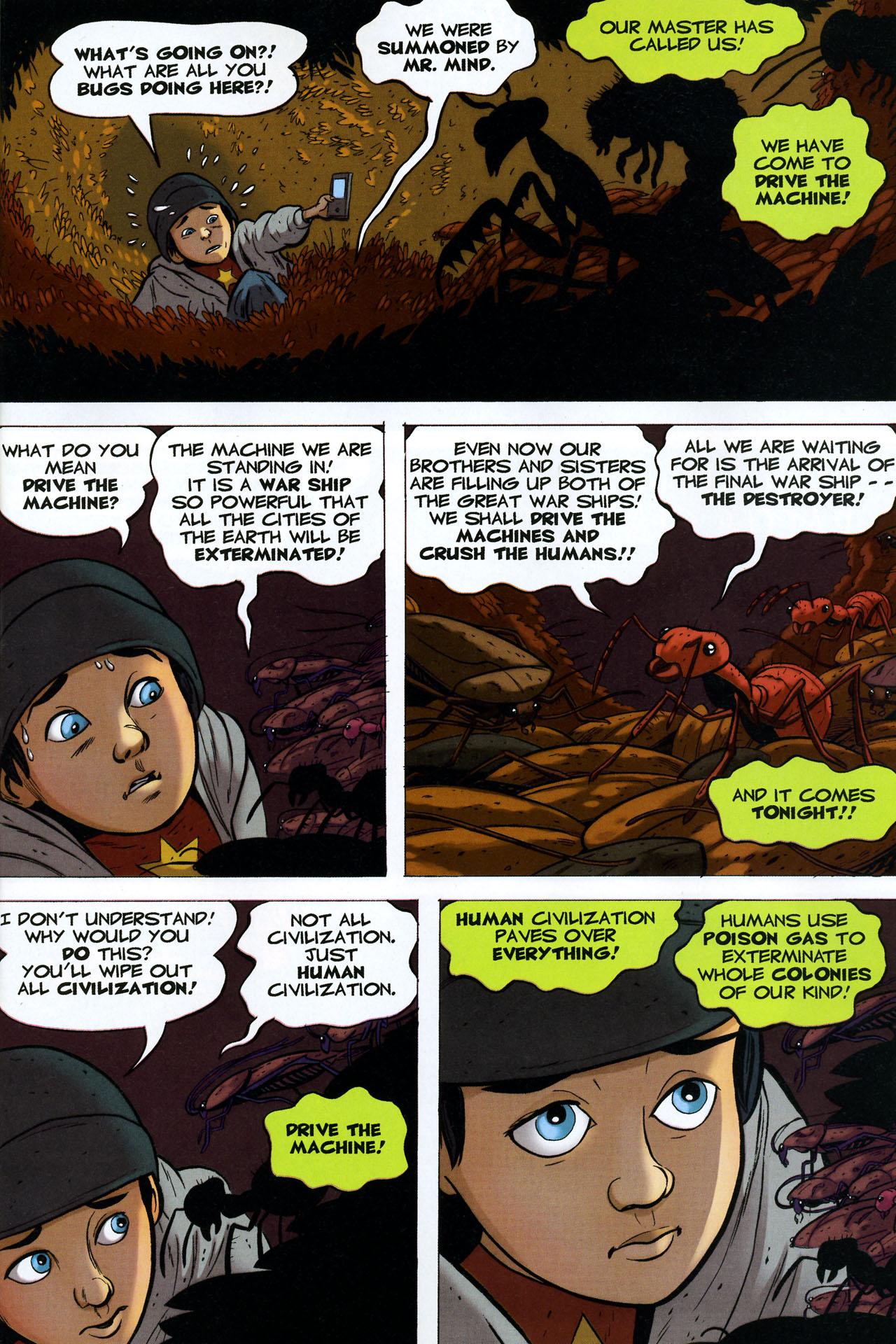 Read online Shazam!: The Monster Society of Evil comic -  Issue #4 - 17