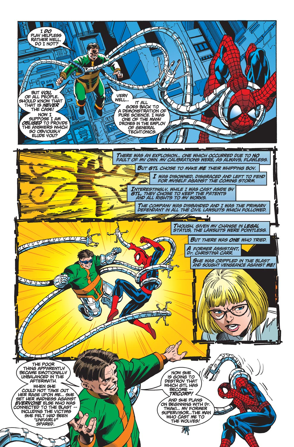 The Amazing Spider-Man (1999) 10 Page 15