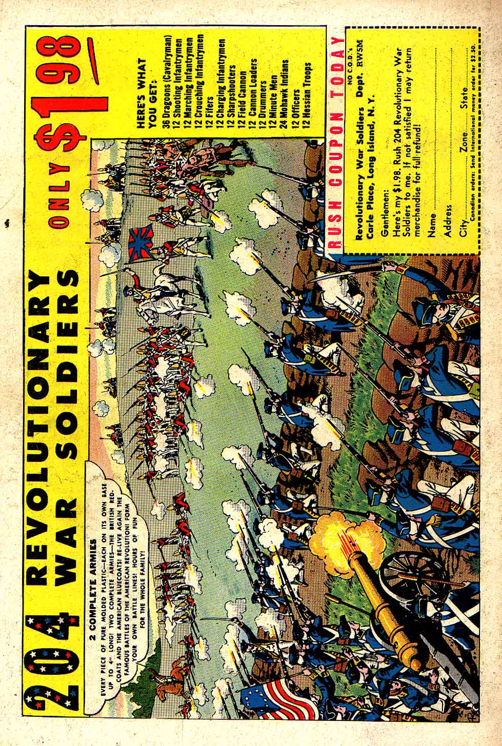 Our Fighting Forces (1954) issue 79 - Page 36