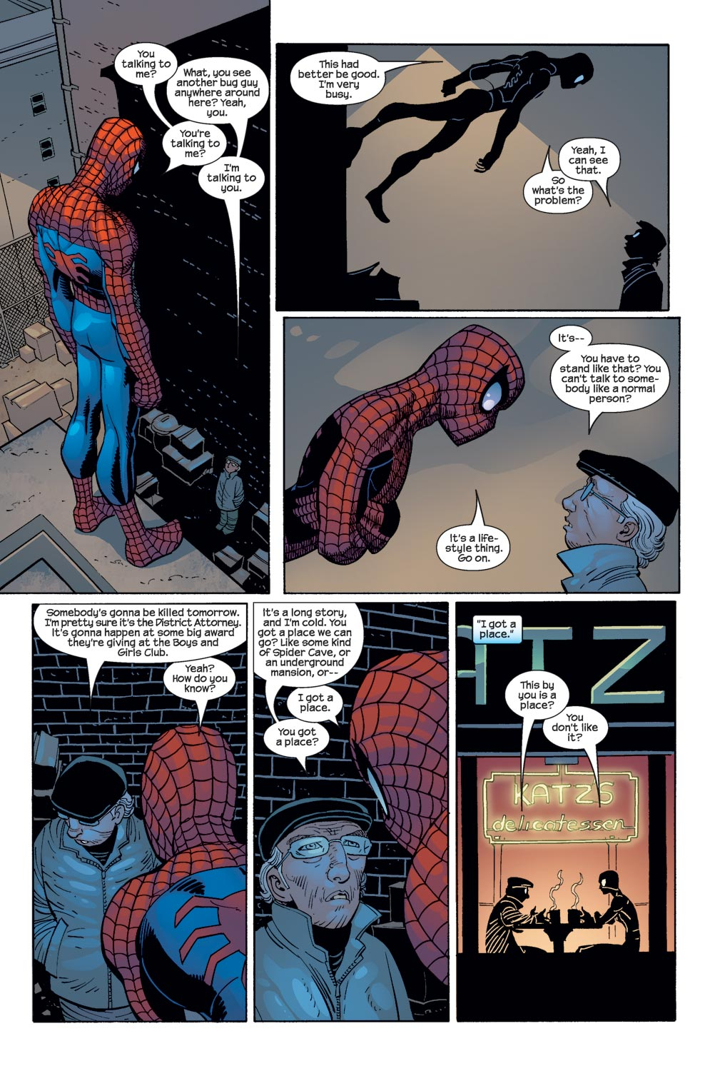 The Amazing Spider-Man (1963) 502 Page 10