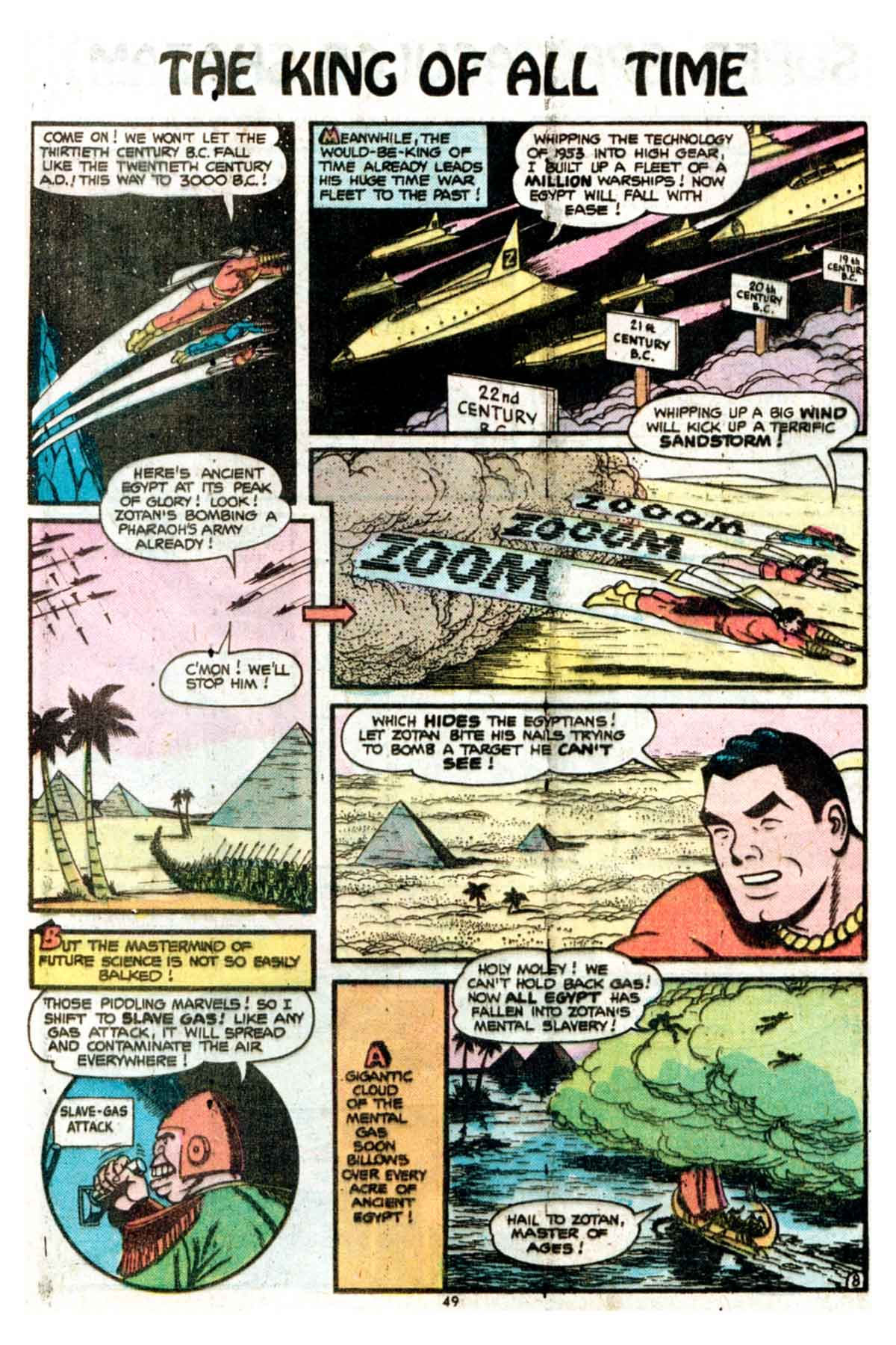 Read online Shazam! (1973) comic -  Issue #15 - 49