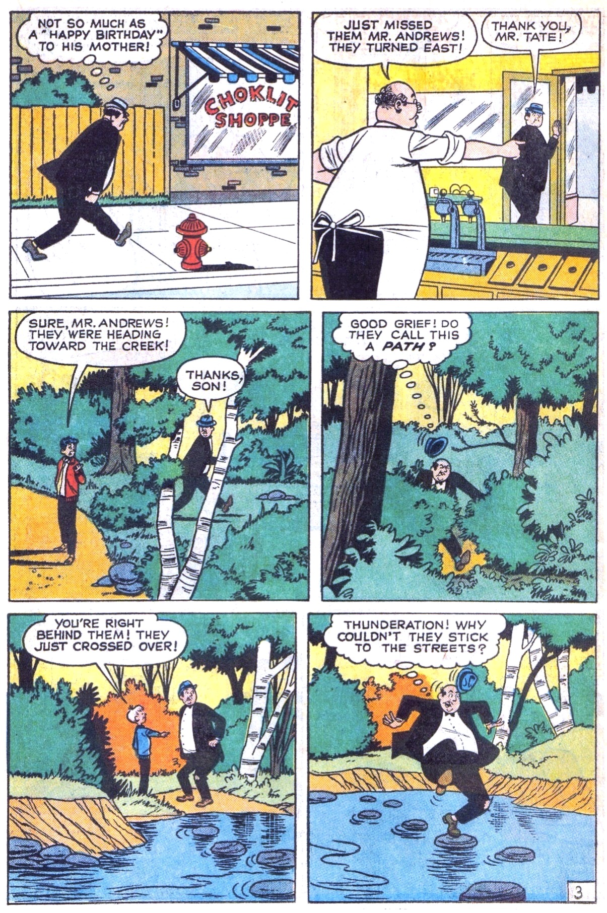 Read online Archie (1960) comic -  Issue #153 - 30