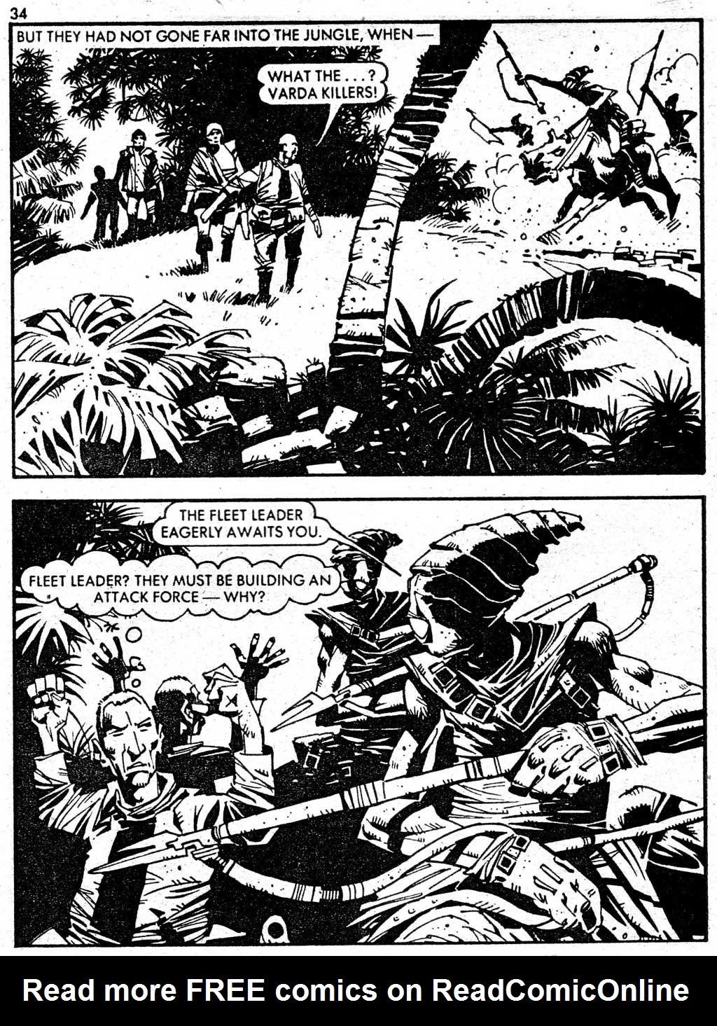Starblazer issue 71 - Page 34