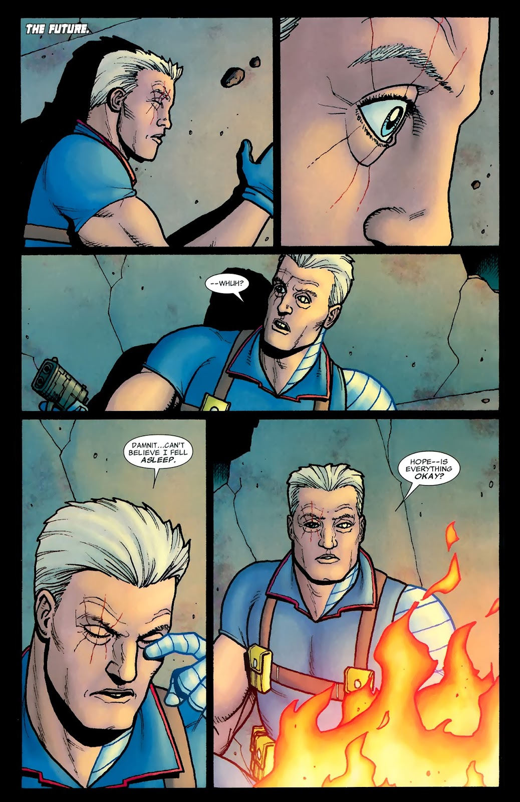 Read online X-Men: Second Coming Revelations comic -  Issue # TPB (Part 1) - 26