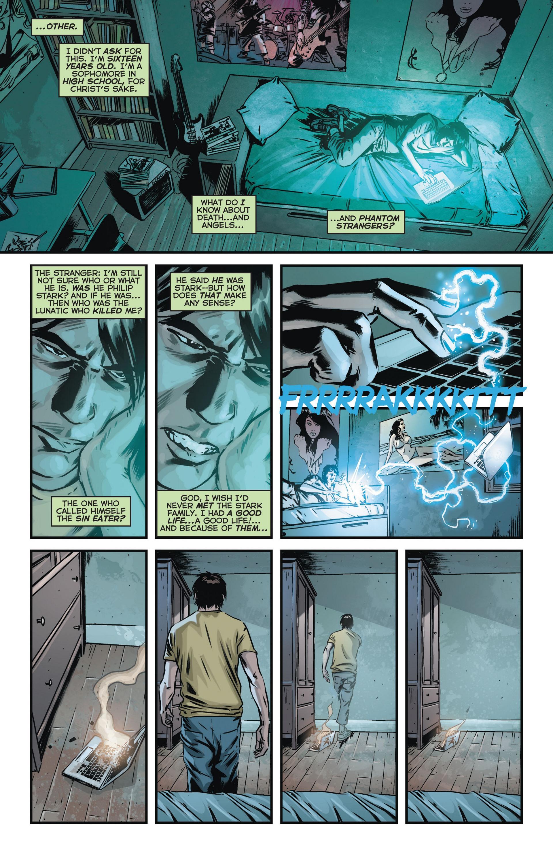 Read online Trinity of Sin: The Phantom Stranger comic -  Issue #12 - 10