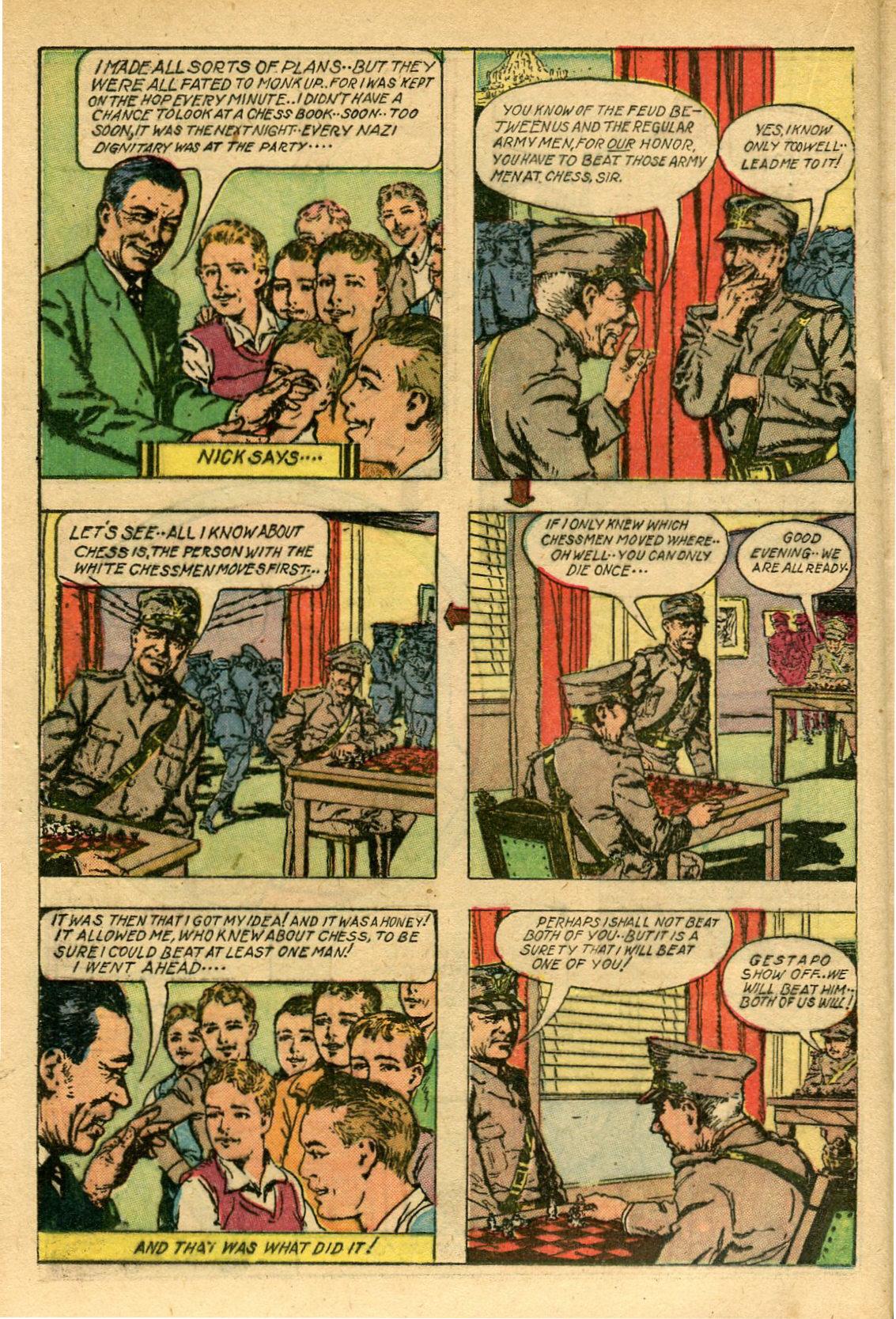 Read online Shadow Comics comic -  Issue #69 - 30