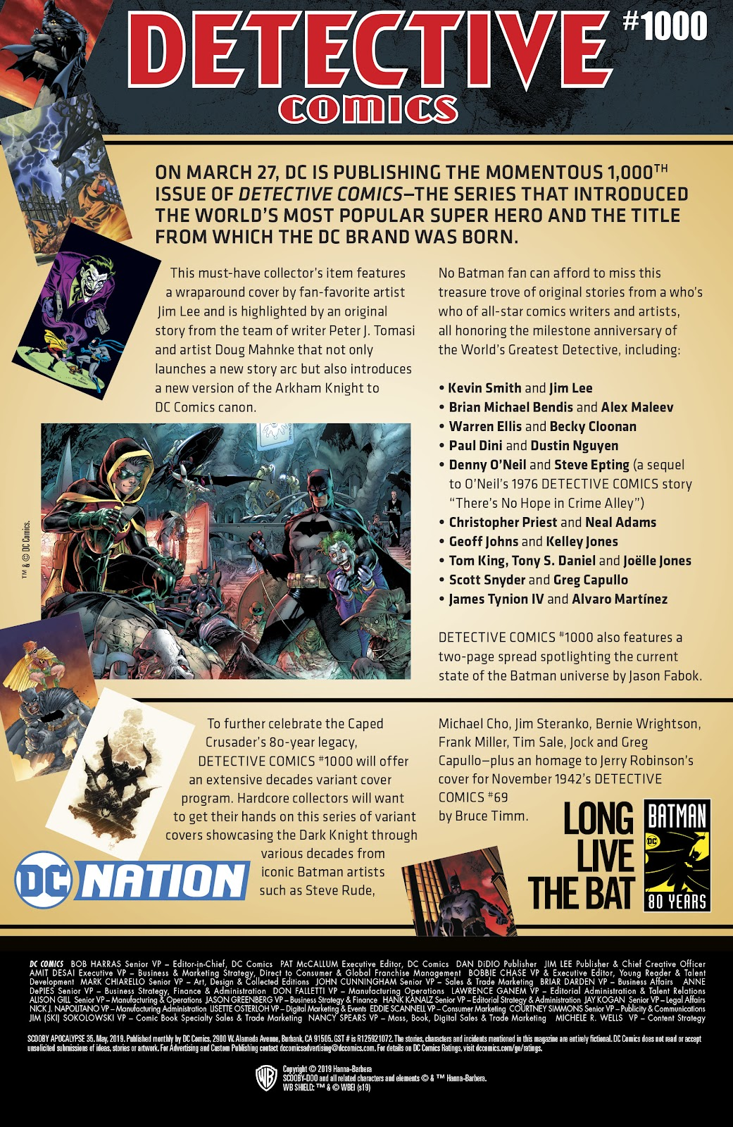 Read online Scooby Apocalypse comic -  Issue #35 - 27