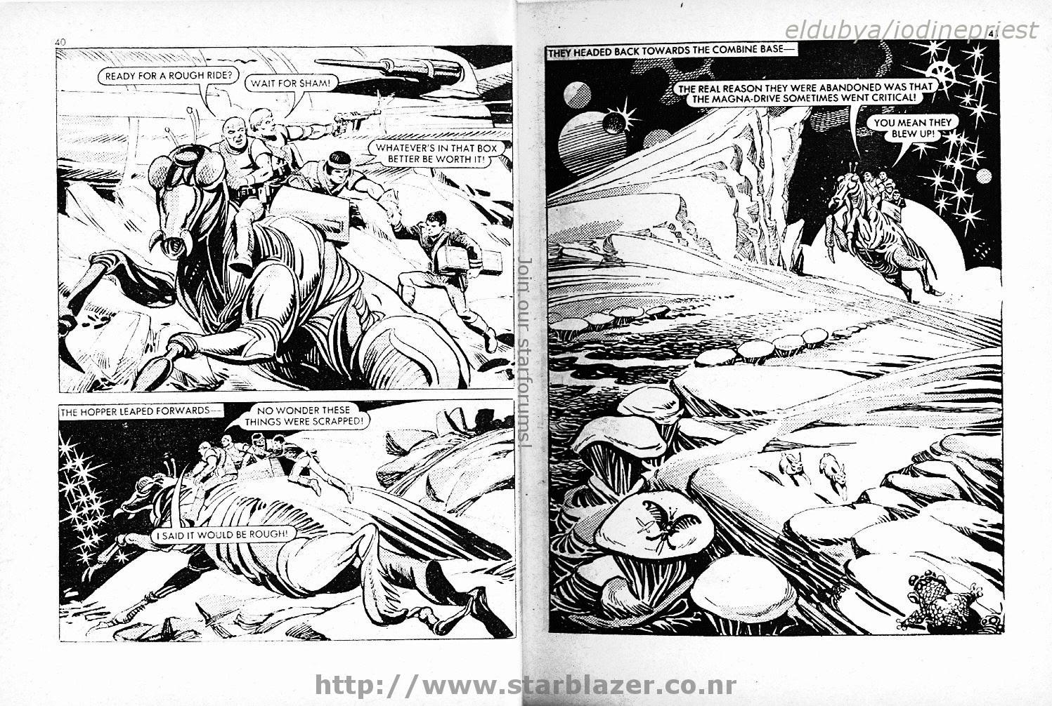 Starblazer issue 101 - Page 22