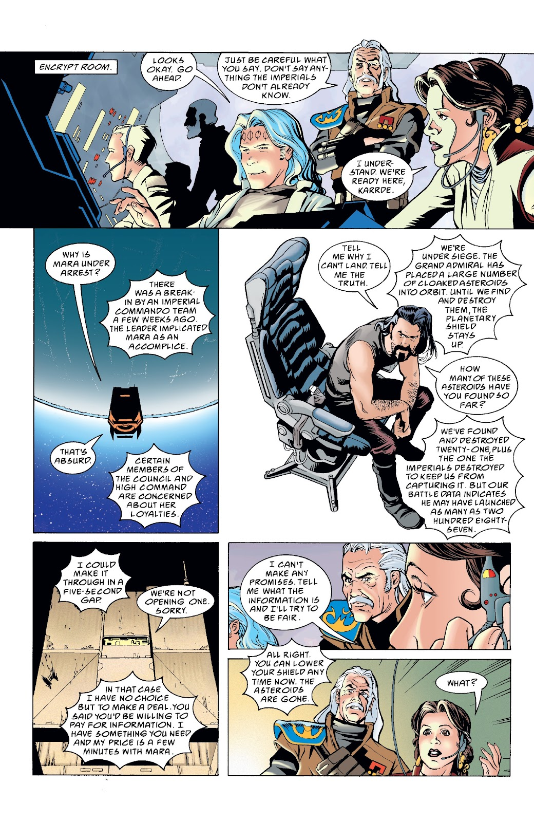 Read online Star Wars Legends: The New Republic - Epic Collection comic -  Issue # TPB 4 (Part 5) - 2