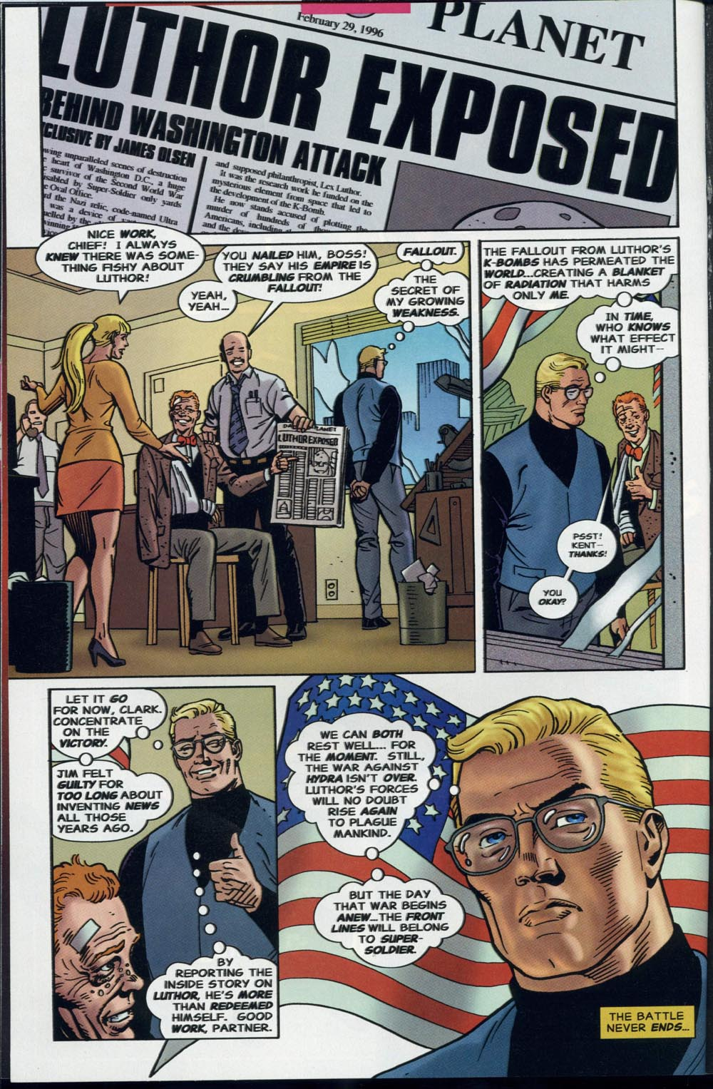 Read online Super Soldier comic -  Issue # Full - 23