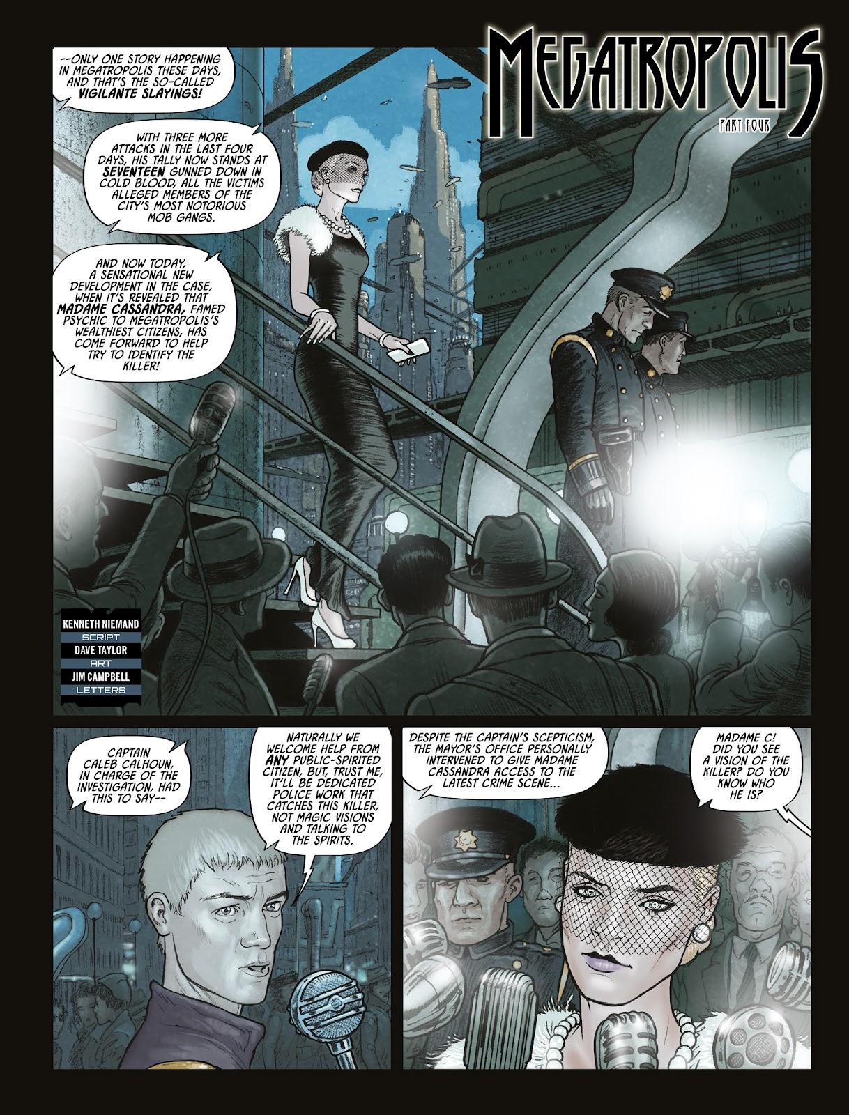 Judge Dredd Megazine (Vol. 5) issue 427 - Page 16