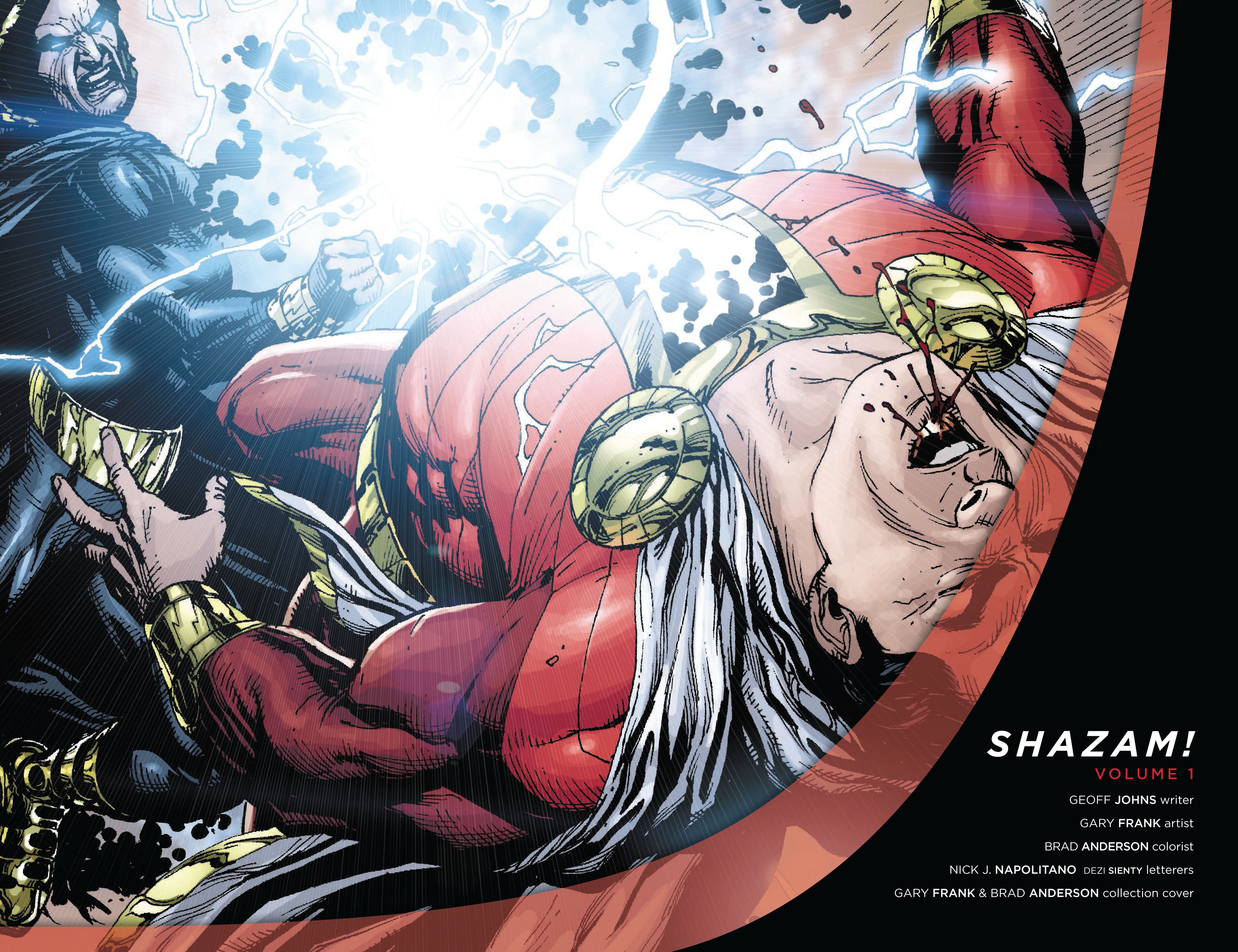 Read online Shazam! (2013) comic -  Issue #1 - 4
