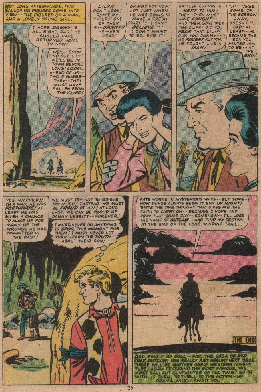 Kid Colt Outlaw issue 187 - Page 27