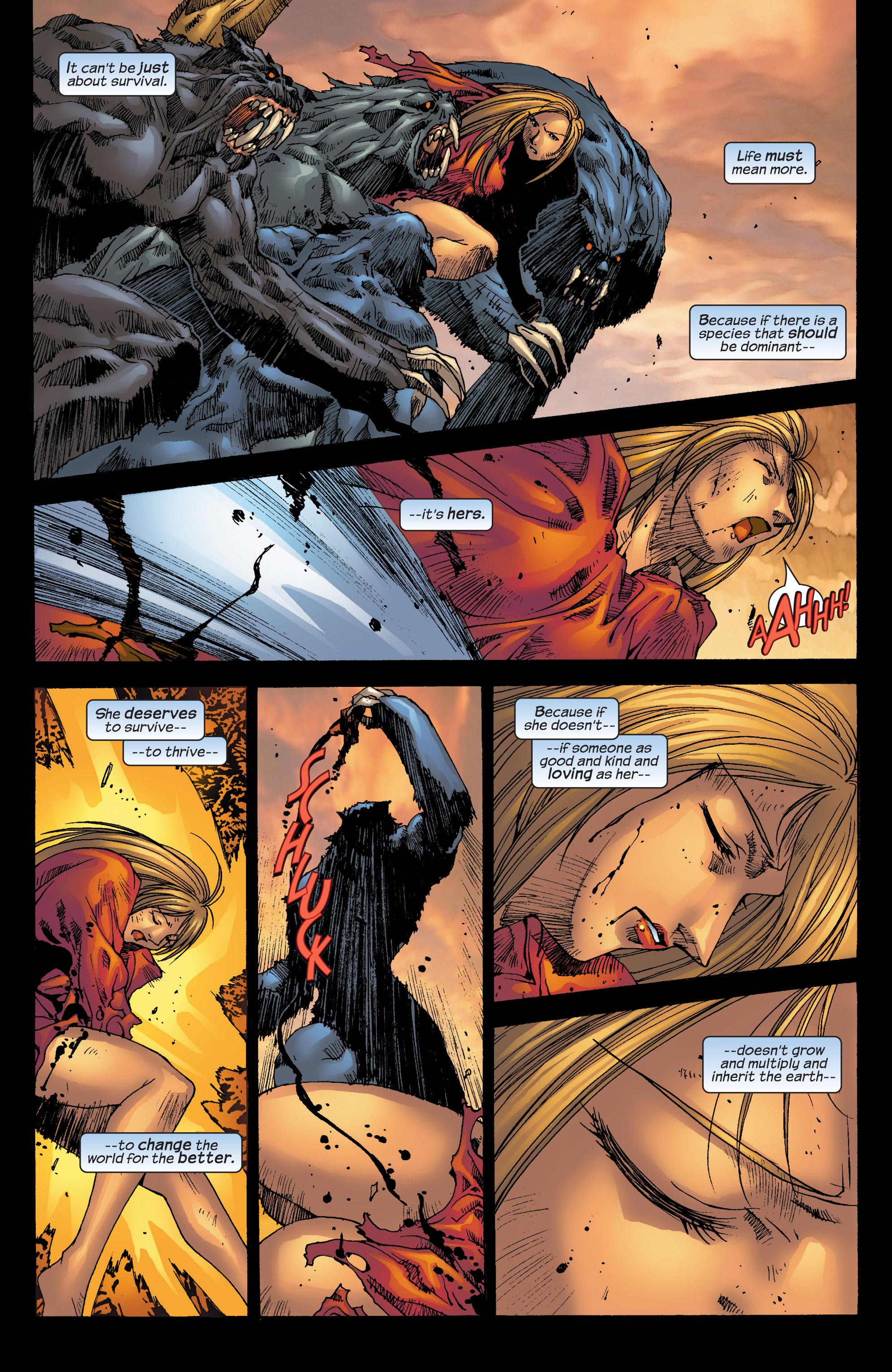 Read online Uncanny X-Men (1963) comic -  Issue #420 - 6