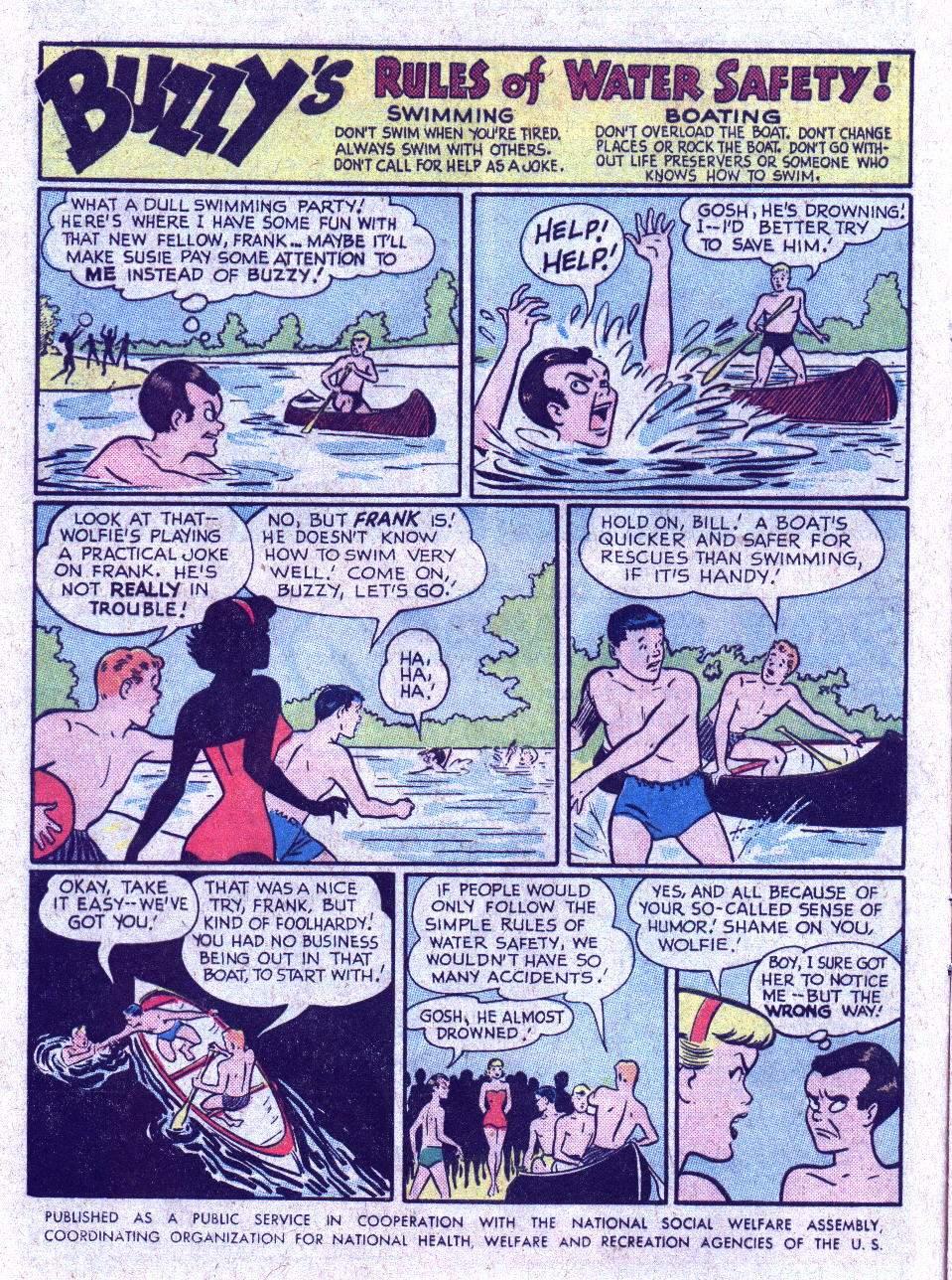 Read online Sea Devils comic -  Issue #7 - 11