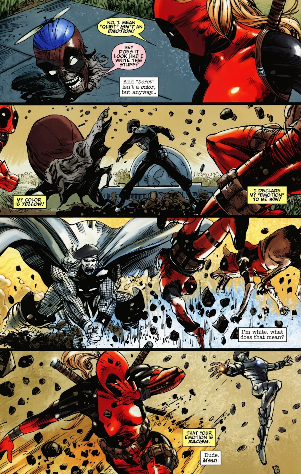 Read online Deadpool (2008) comic -  Issue #1000 - 38