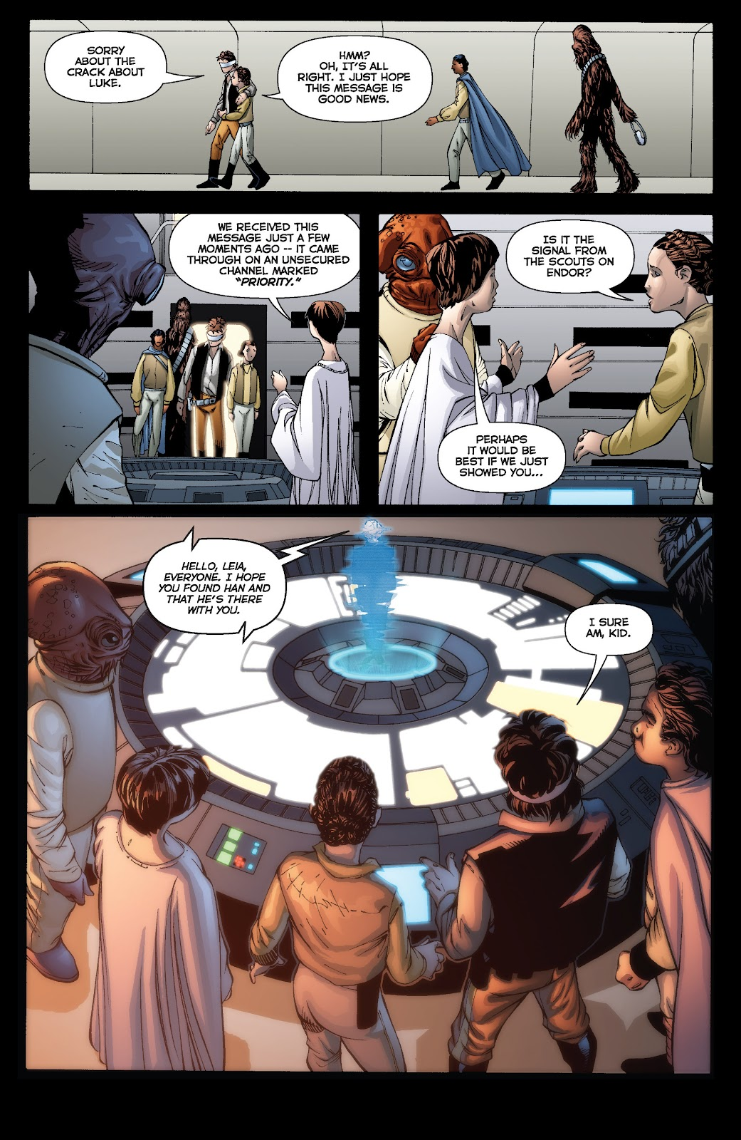 Read online Star Wars Legends: Infinities - Epic Collection comic -  Issue # TPB (Part 3) - 54