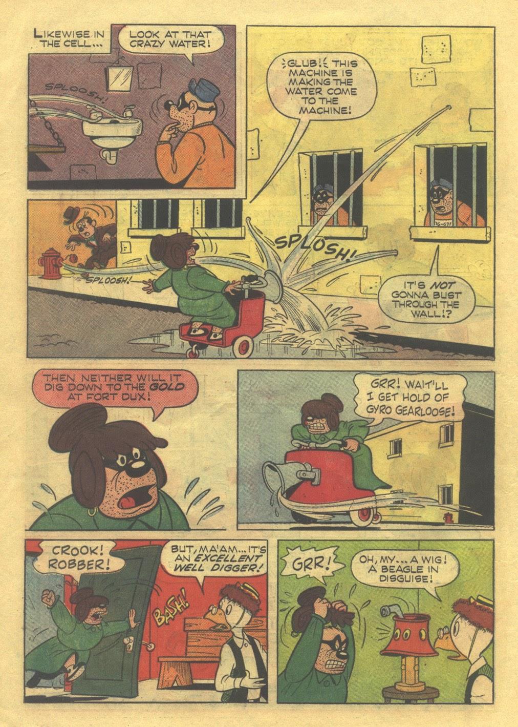 Walt Disney THE BEAGLE BOYS issue 3 - Page 14