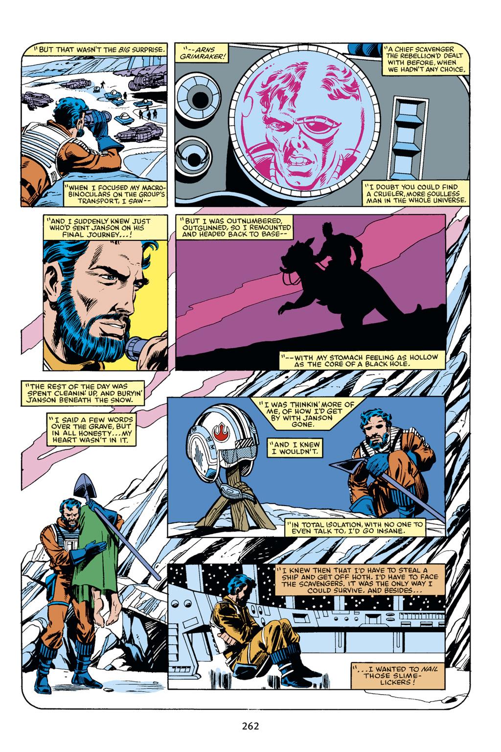 Read online Star Wars Omnibus comic -  Issue # Vol. 18 - 247