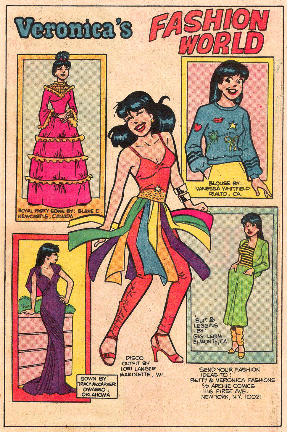 Read online Archie's Girls Betty and Veronica comic -  Issue #303 - 27