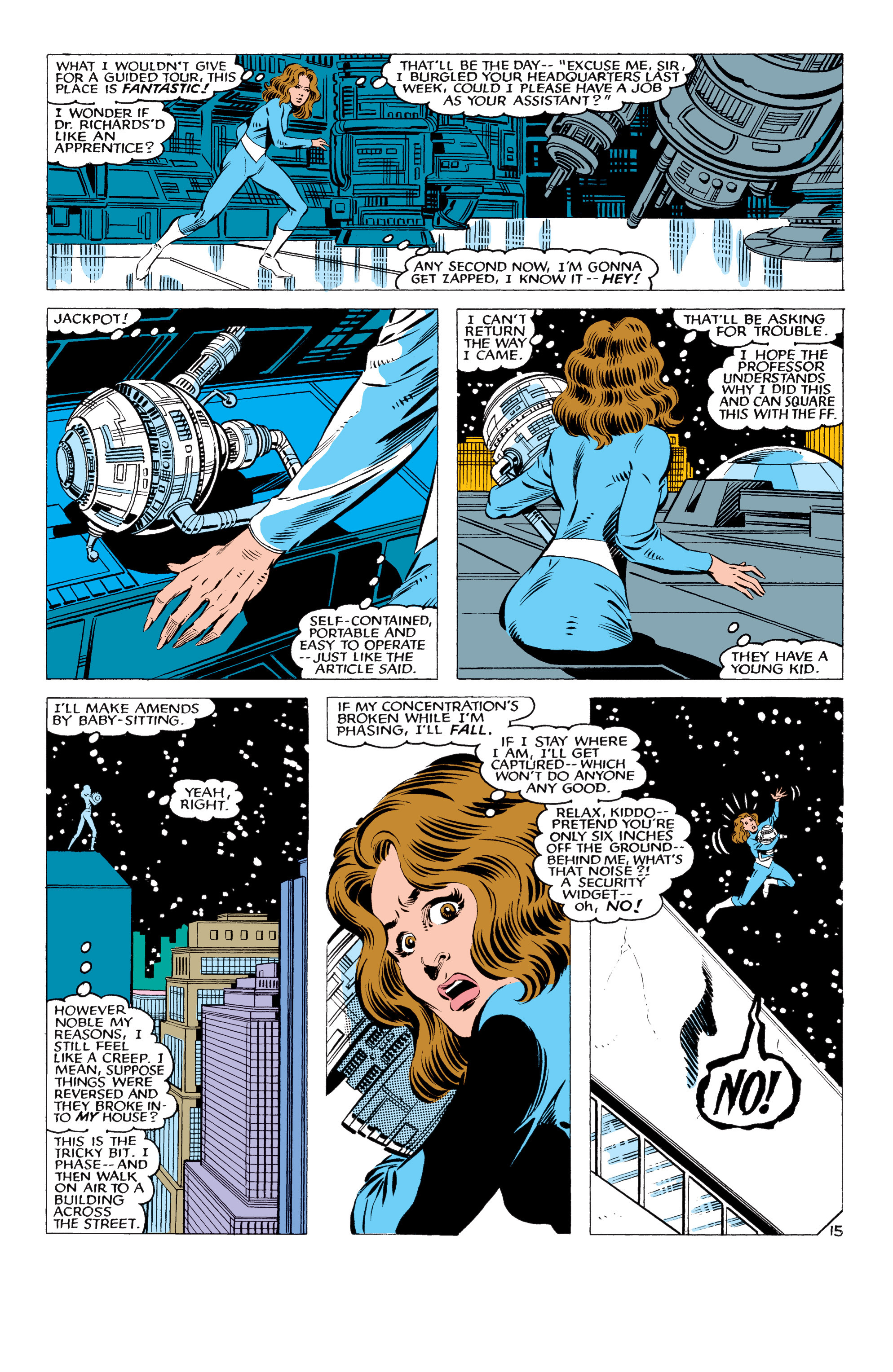 Read online Uncanny X-Men (1963) comic -  Issue #178 - 16