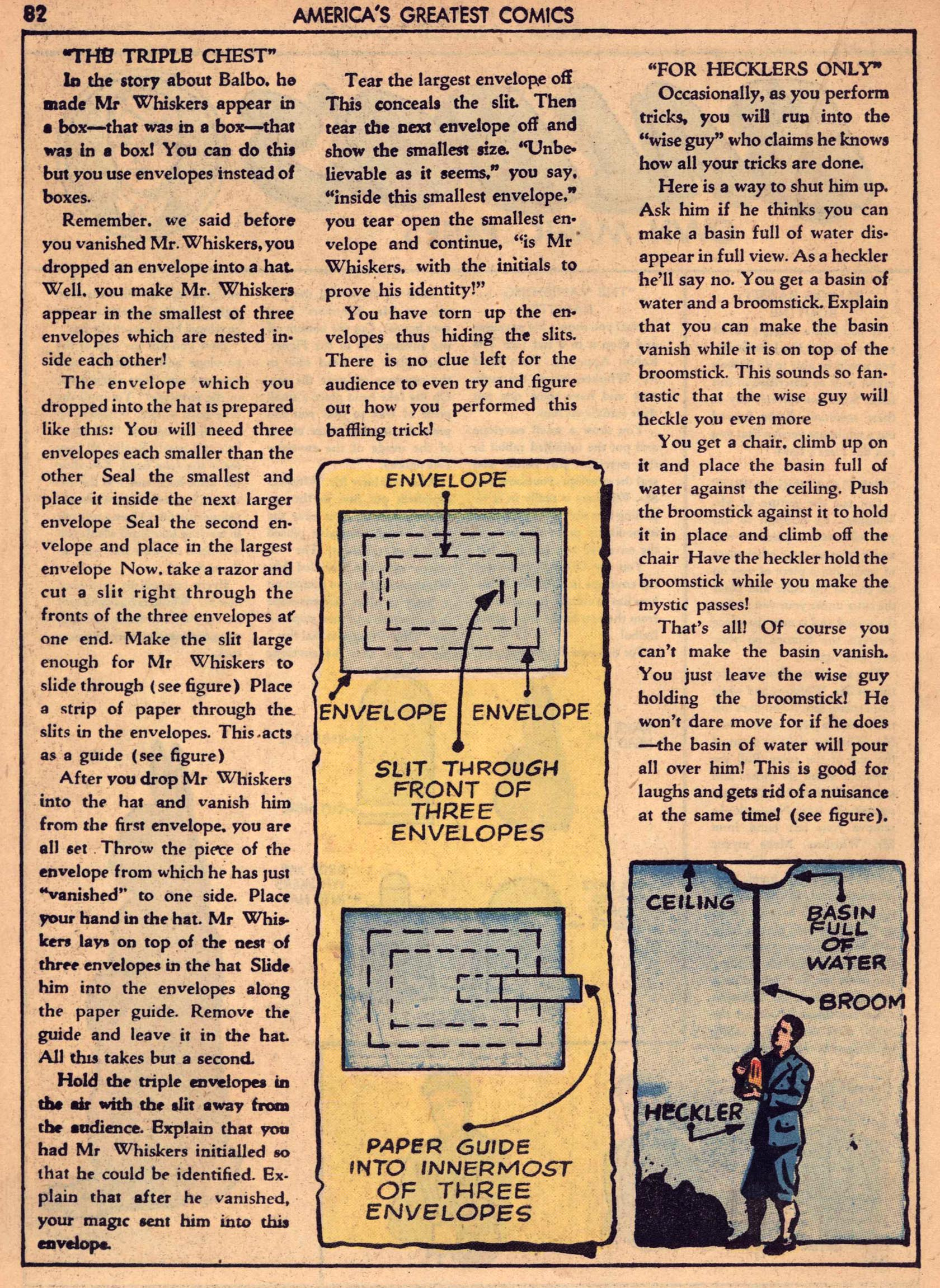 Read online America's Greatest Comics comic -  Issue #7 - 81