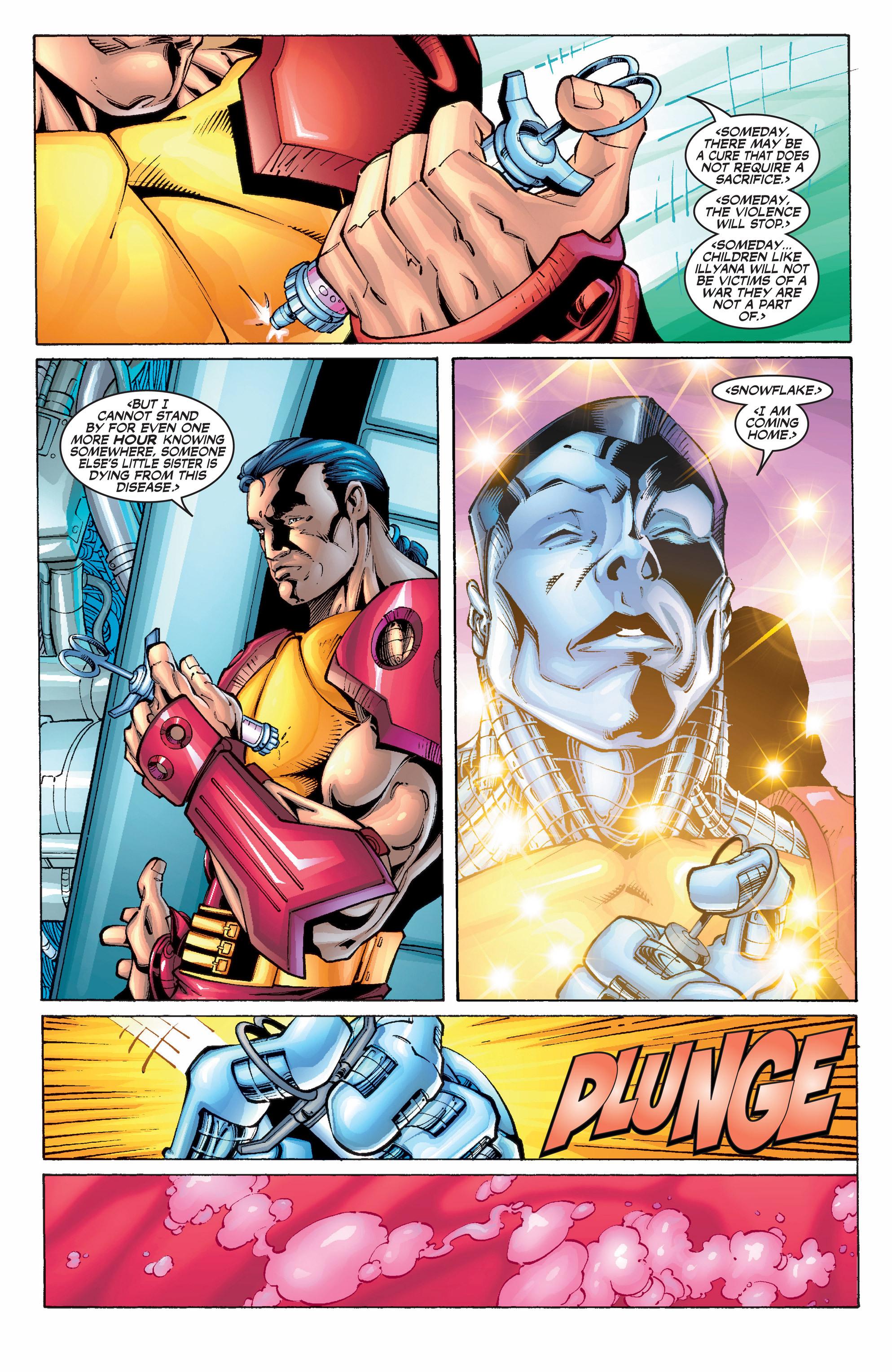 Read online Uncanny X-Men (1963) comic -  Issue #390 - 17