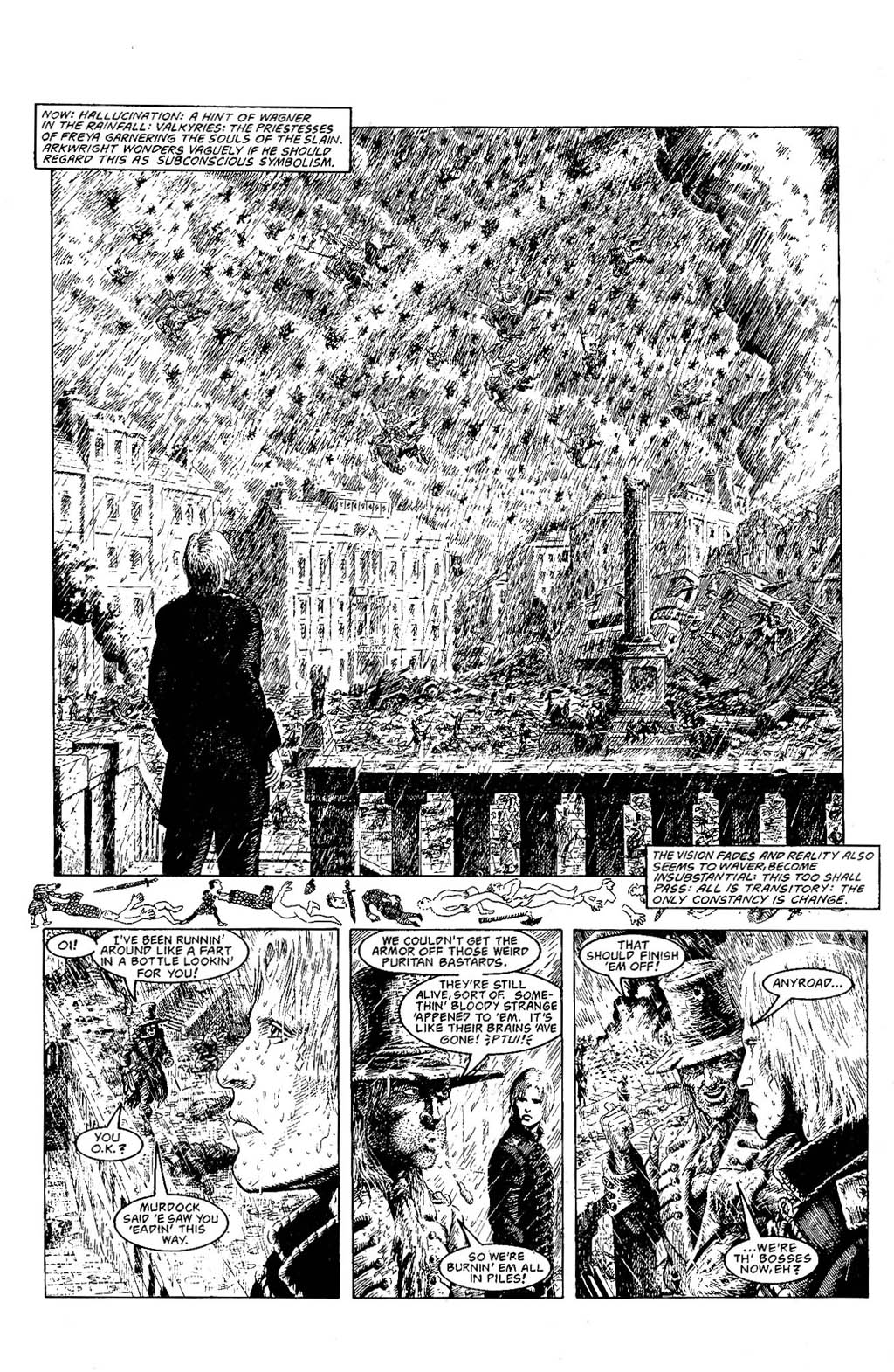Read online The Adventures of Luther Arkwright comic -  Issue #9 - 20