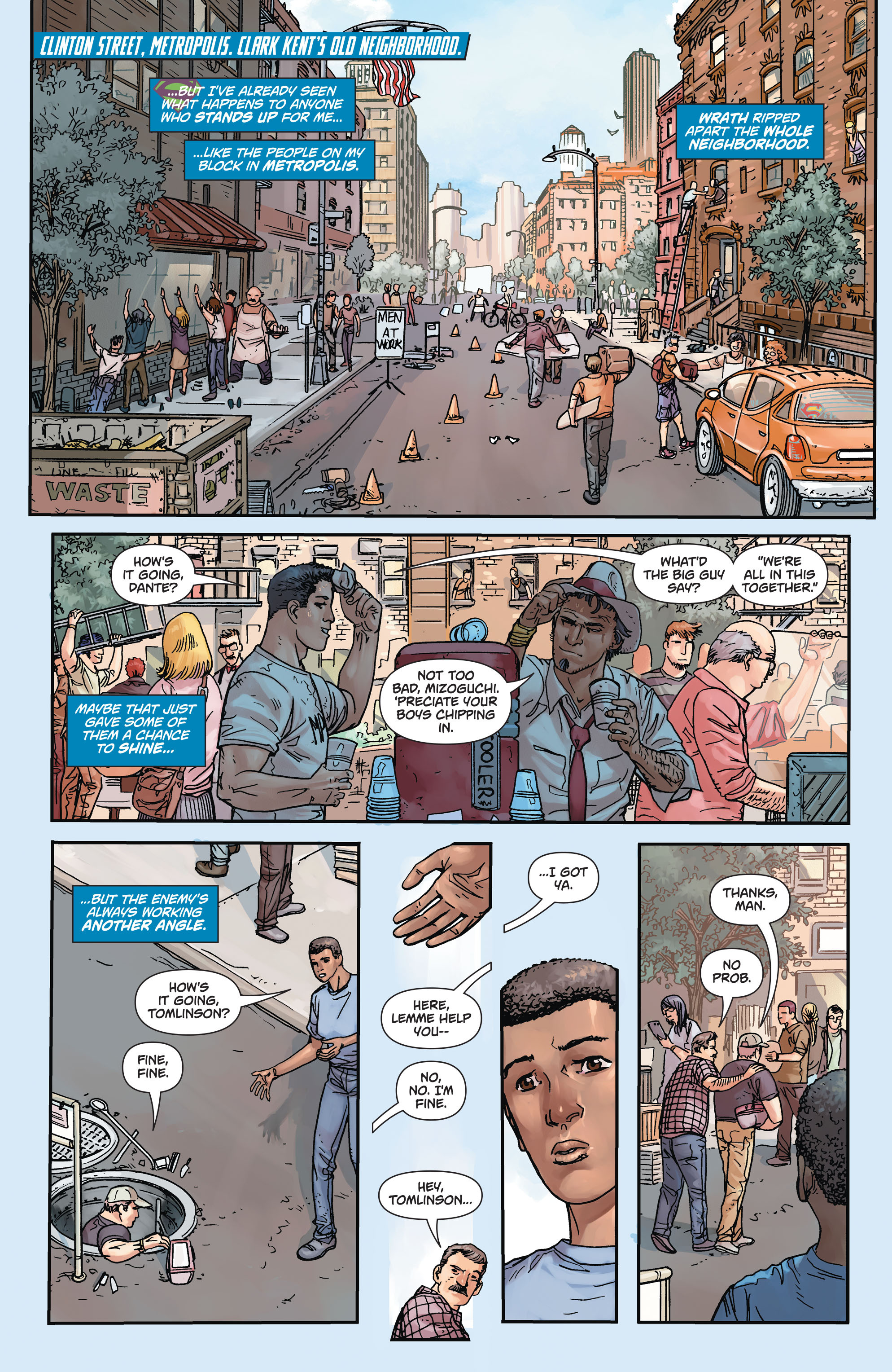 Read online Action Comics (2011) comic -  Issue #45 - 14