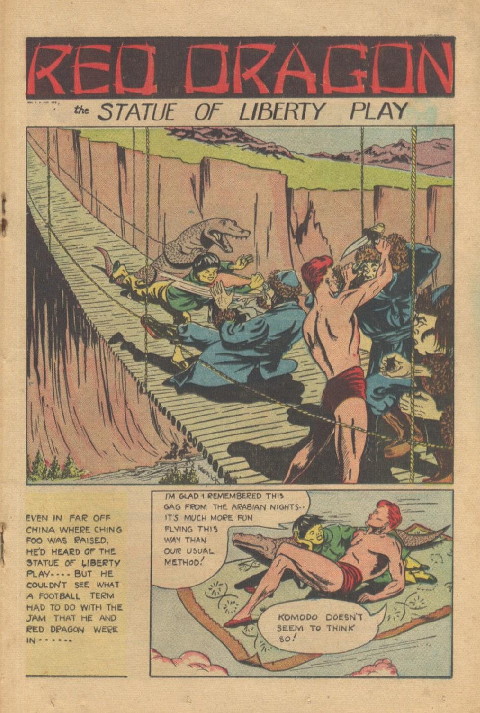 Super-Magician Comics issue 53 - Page 27