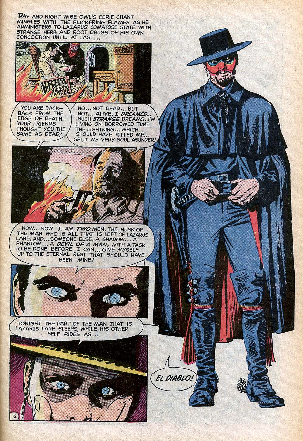 Read online All-Star Western (1970) comic -  Issue #3 - 22