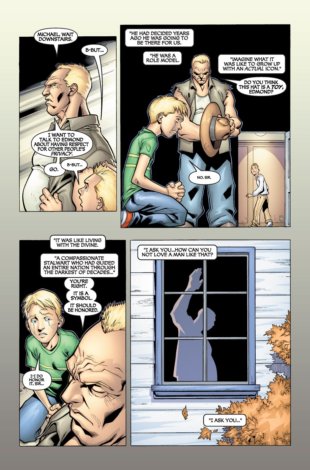 Alpha Flight (2004) issue 4 - Page 7