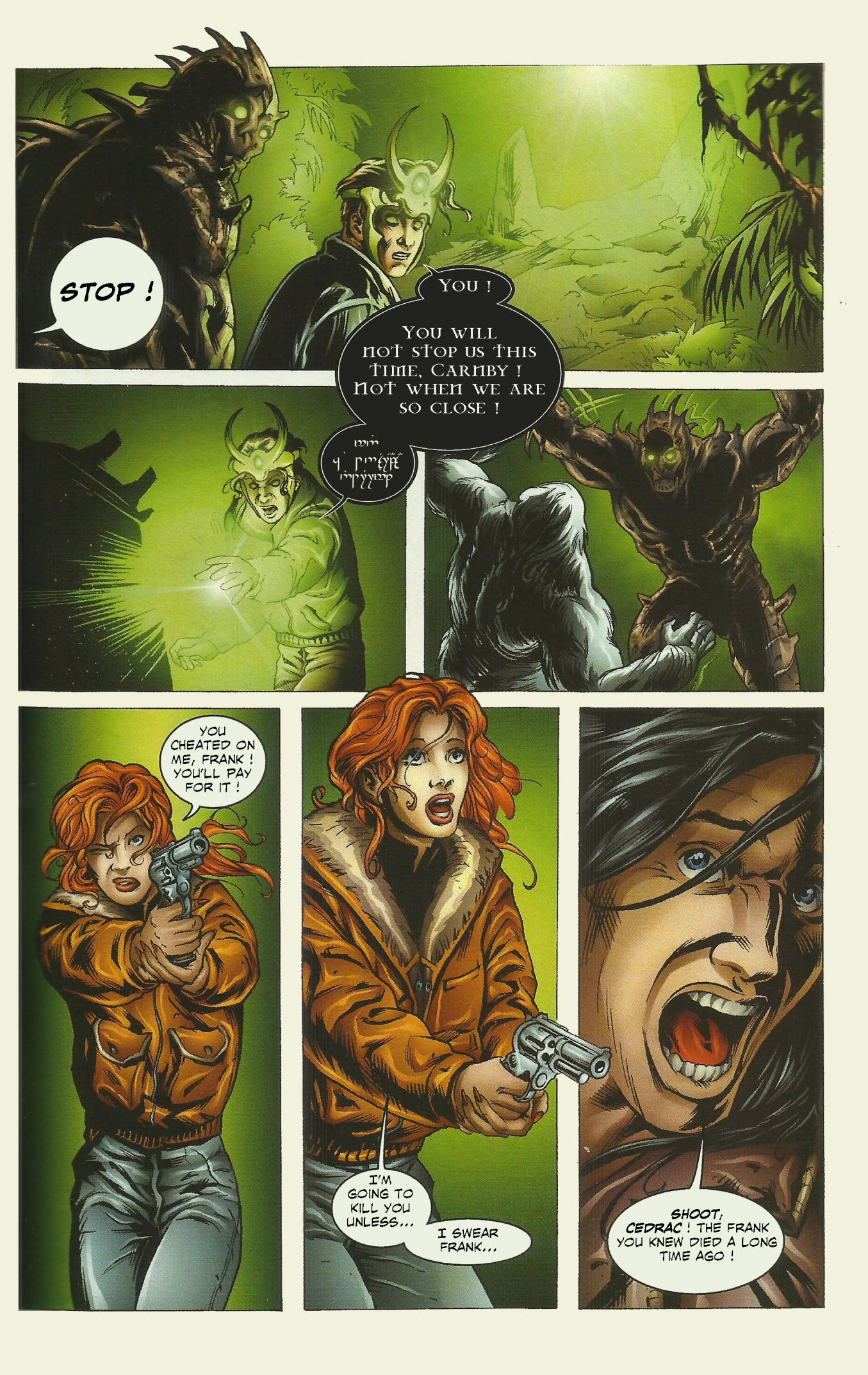 Read online Alone In The Dark comic -  Issue # Full - 39