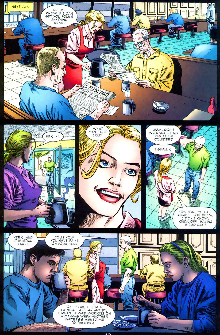 Read online Doctor Fate (2003) comic -  Issue #2 - 20