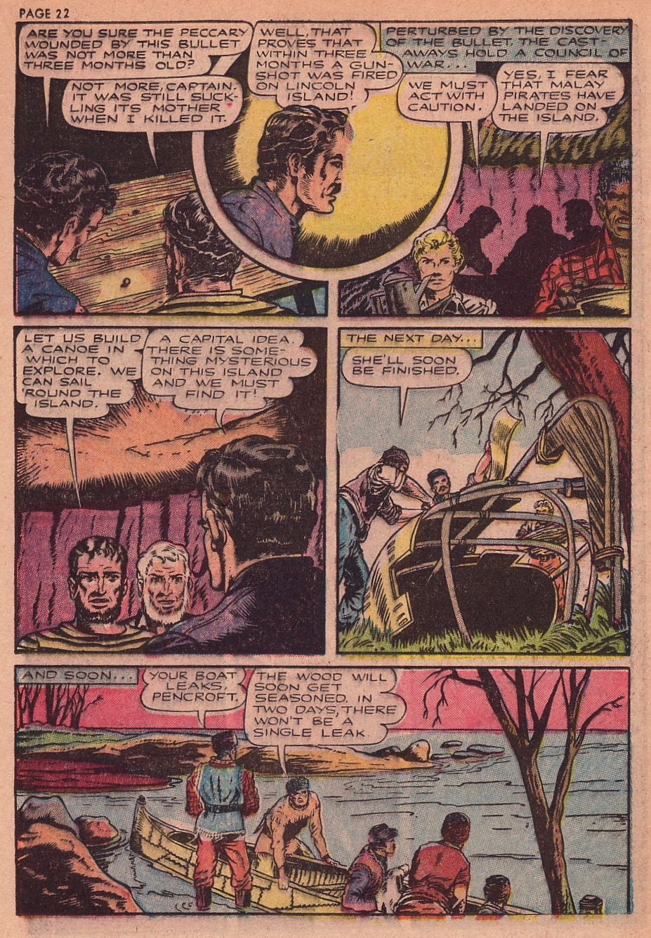 Classics Illustrated issue 34 - Page 21
