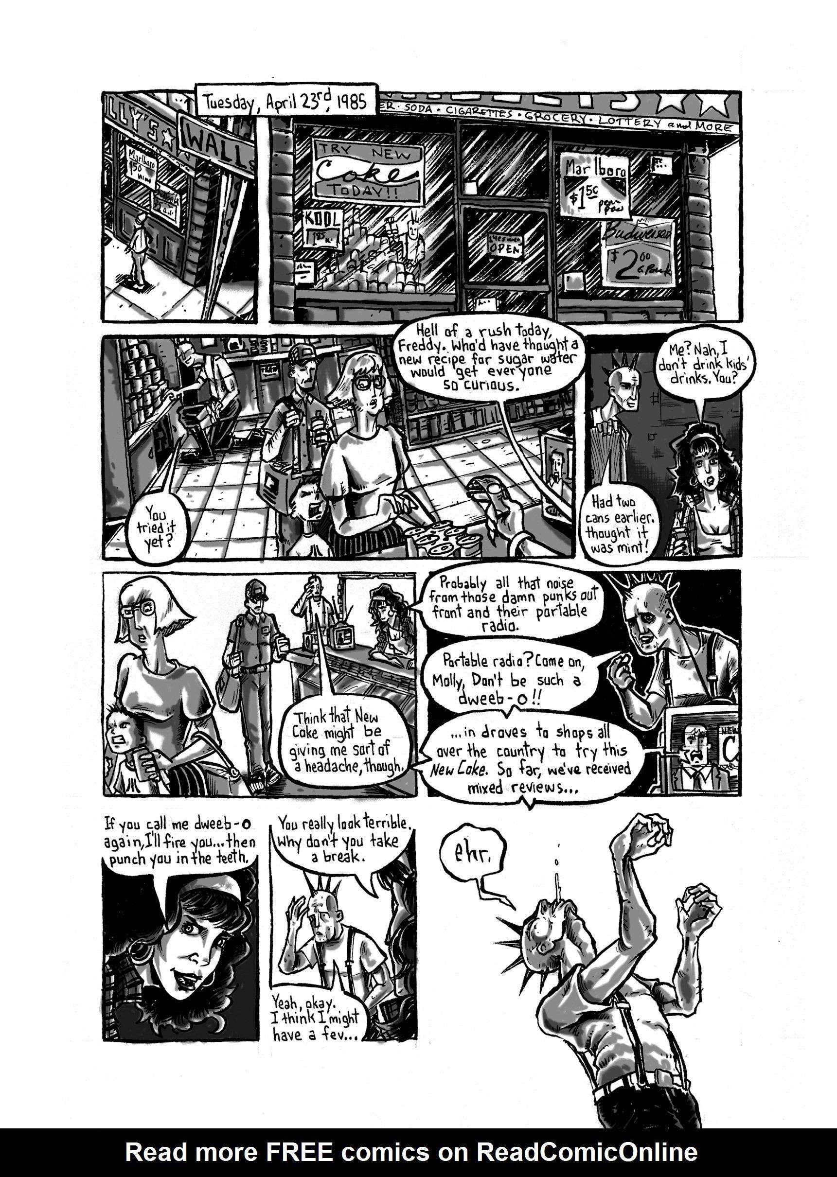 Read online FUBAR comic -  Issue #3 - 352
