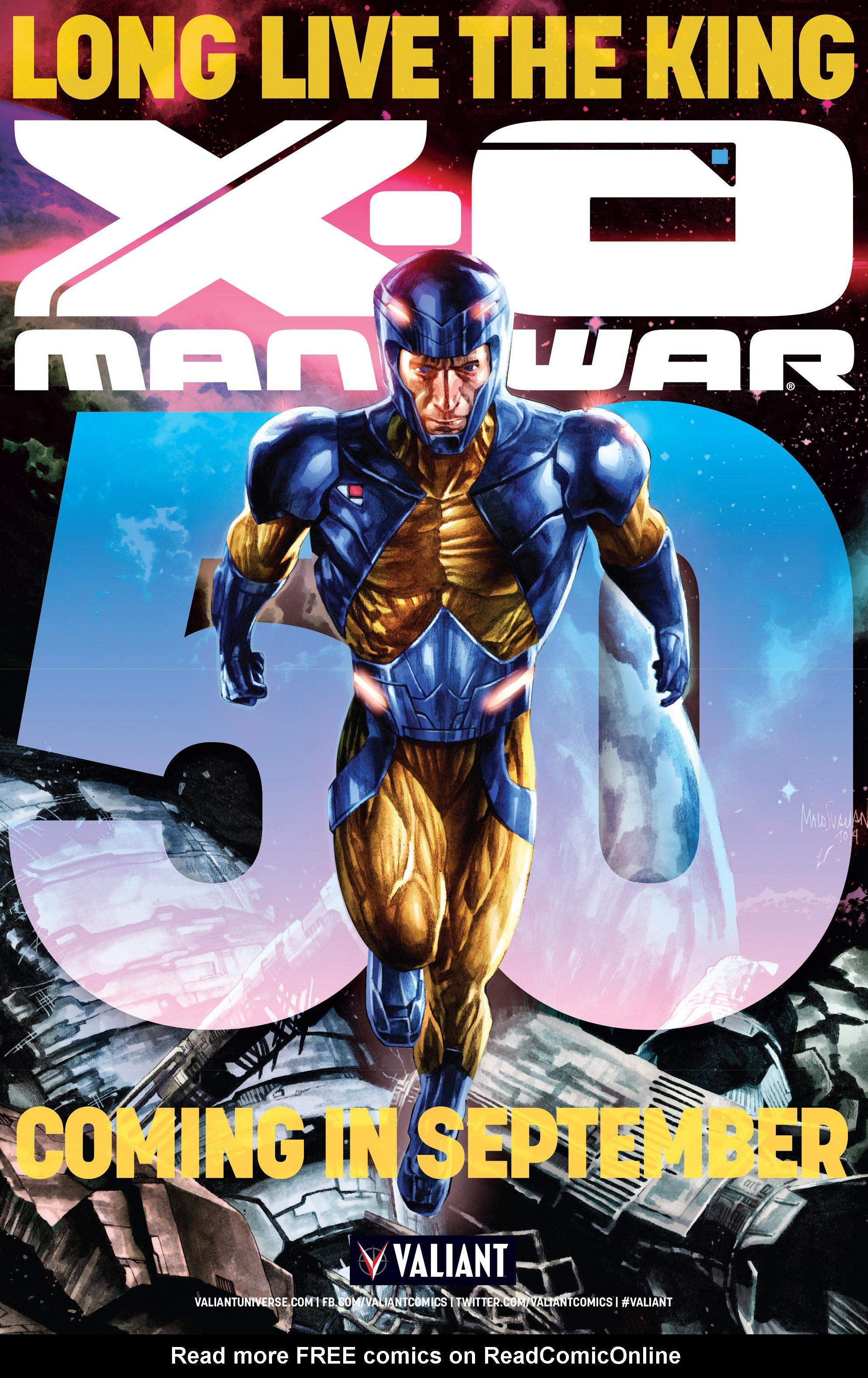 Read online 4001 A.D.: War Mother comic -  Issue #4001 A.D.: War Mother Full - 36