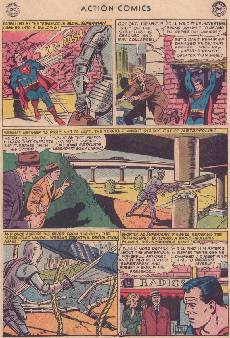 Read online Action Comics (1938) comic -  Issue #329 - 5