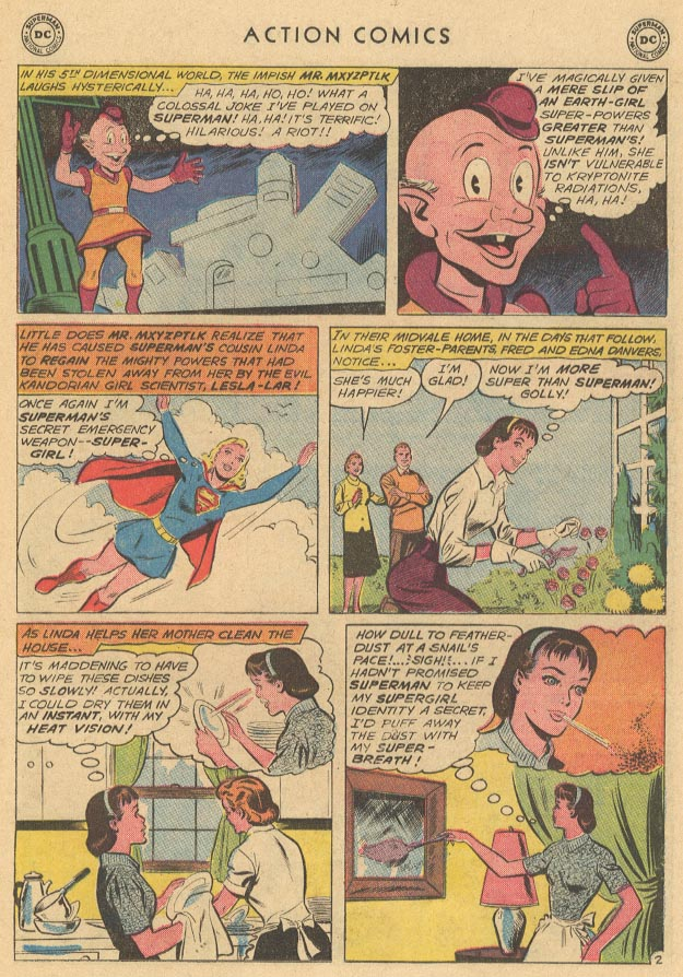 Read online Action Comics (1938) comic -  Issue #283 - 21
