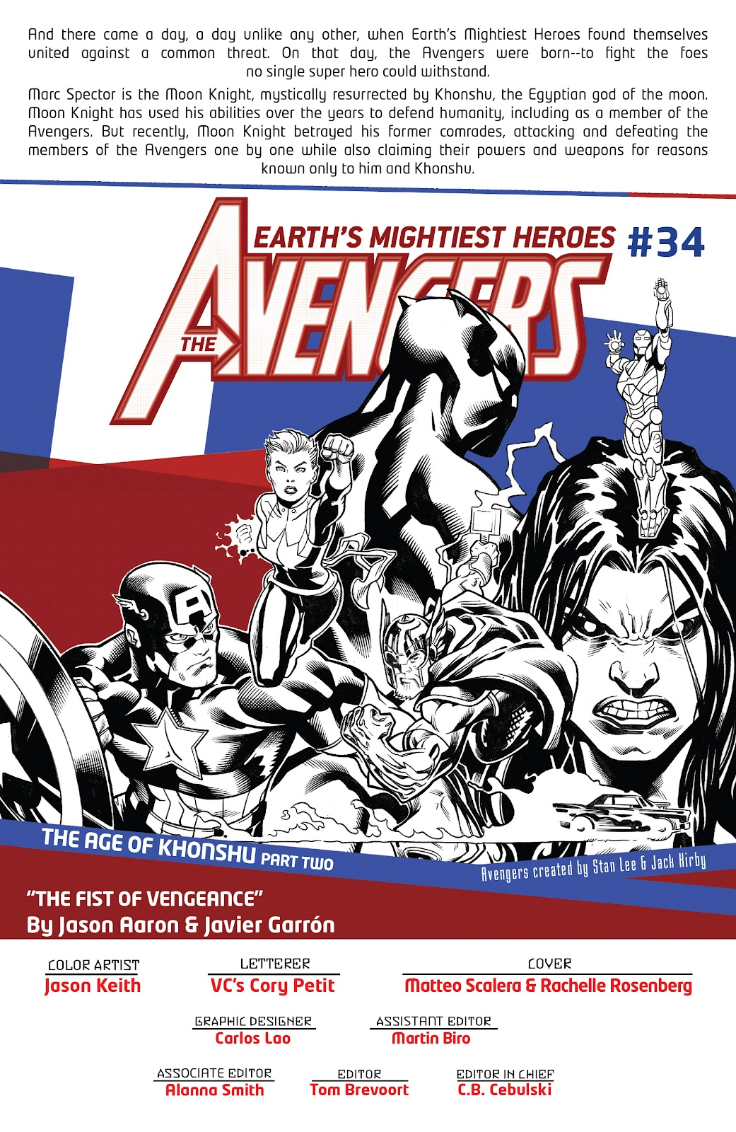 Avengers (2018) issue 34 - Page 2