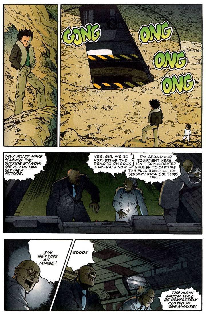 Read online Akira comic -  Issue #11 - 44